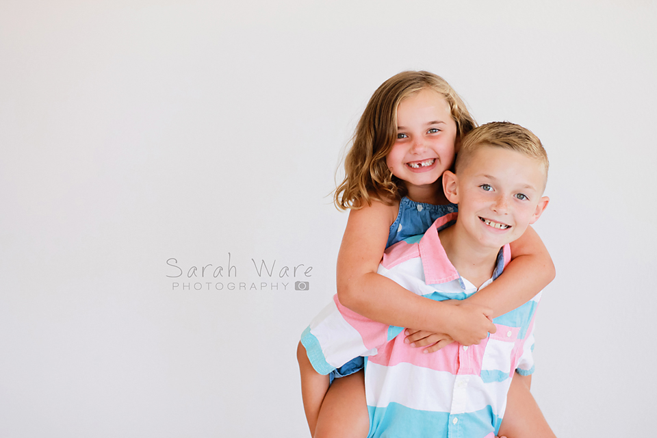 Kids Photography in Studio
