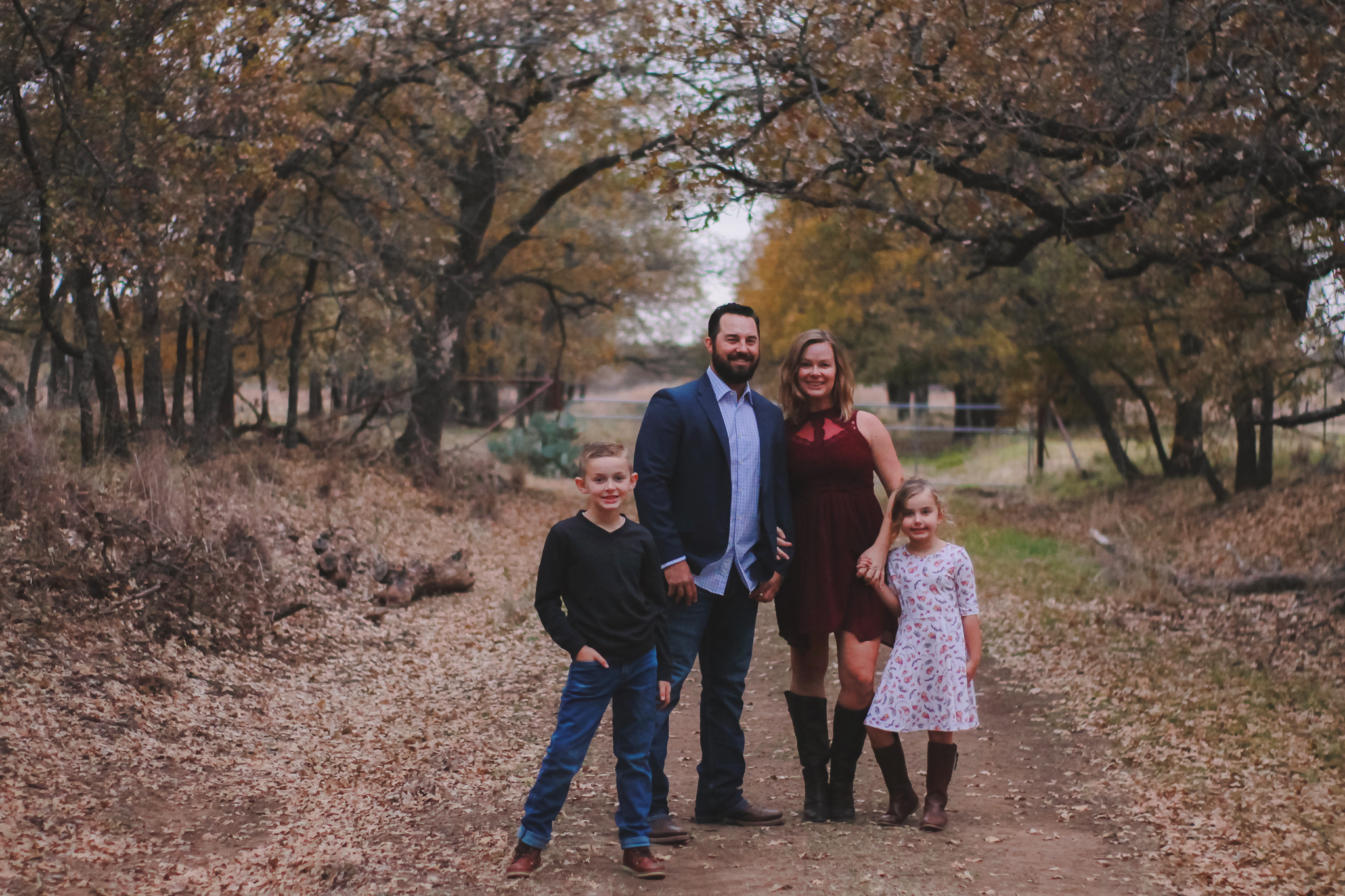 Family Mini Session, North Texas