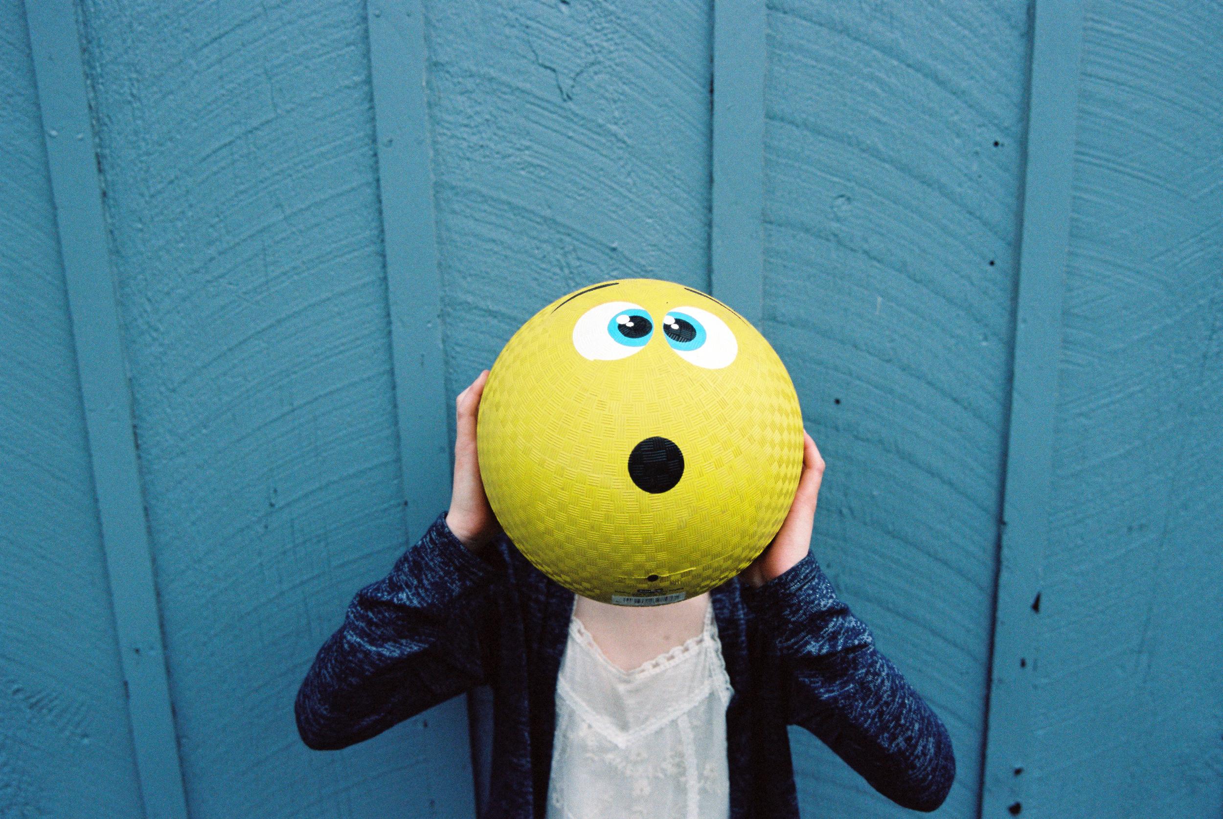 Emoji You (Canon 1v :: Portra 400)   77/365
