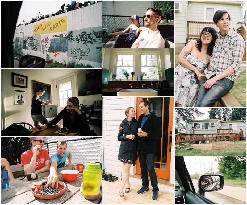A Saturday With No Kids (Nikon FM2 :: Portra 400)   134/366