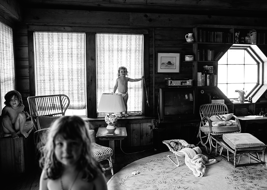 you know that feeling of panic you get when you realize you are forgetting something important? i get that feeling numerous times a day when it momentarily slips my mind that i am responsible for four little humans.   Photo by Heather Robinson Photography     Blog :: Facebook