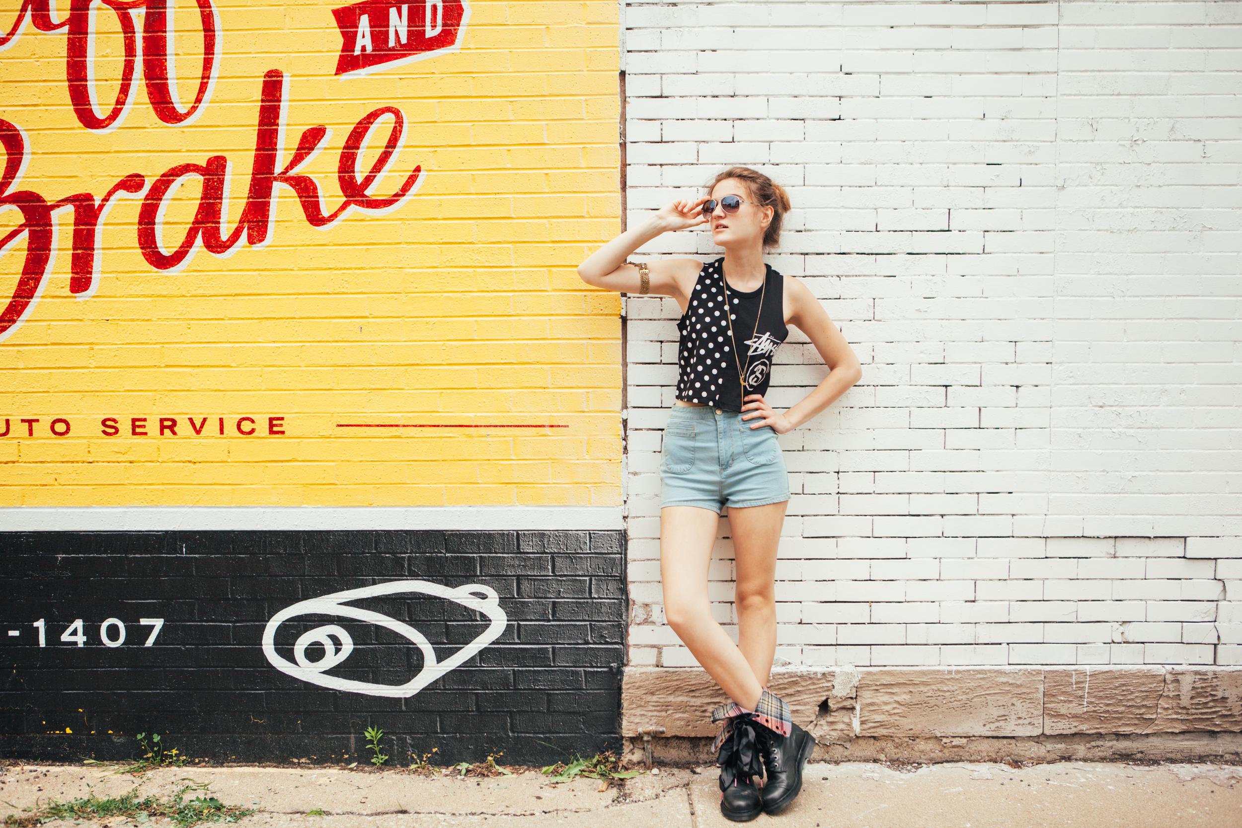 Streets of Chicago Lifestyle Photography by The Finches