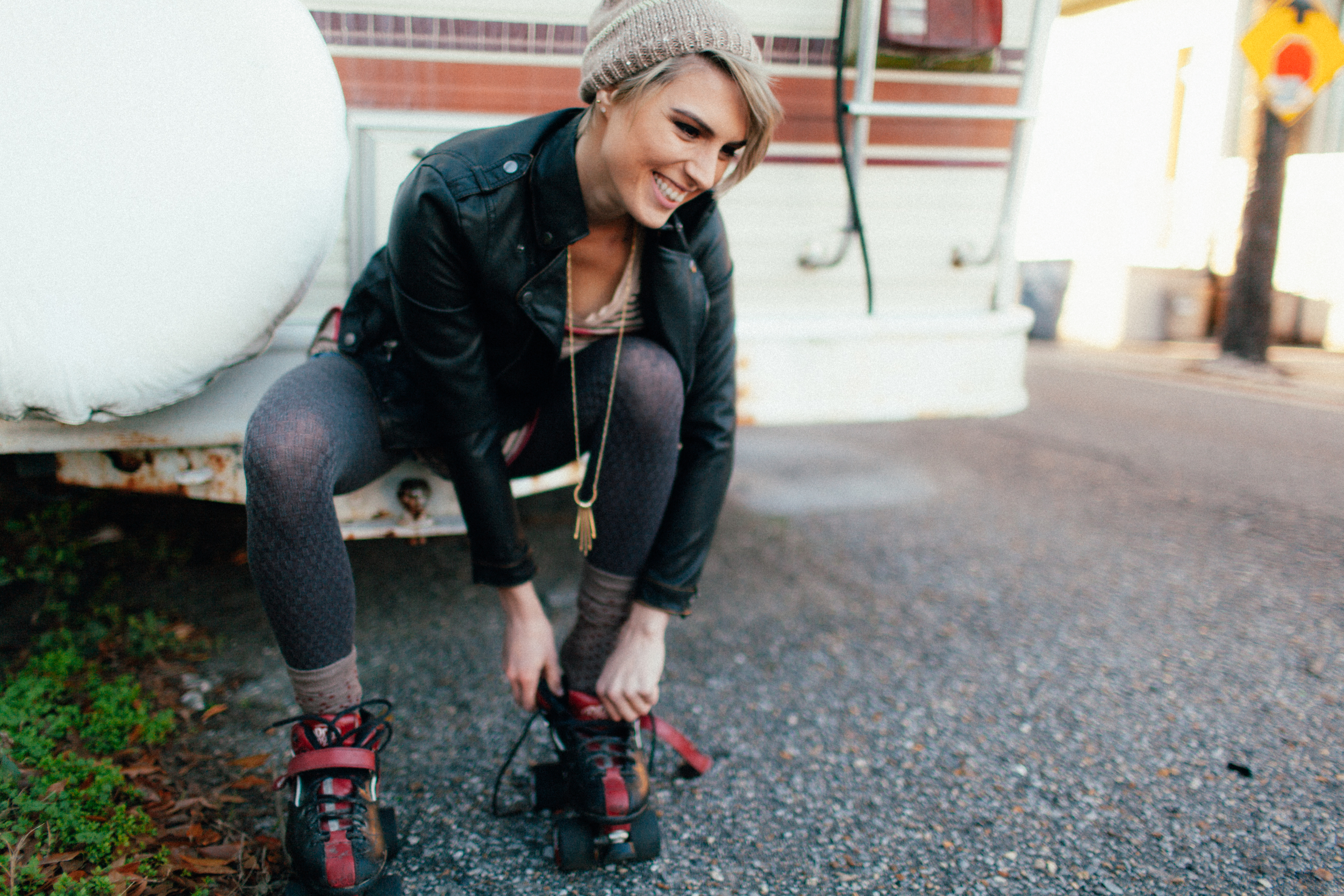 New Orleans Roller Skates Lifestyle Photography The Finches