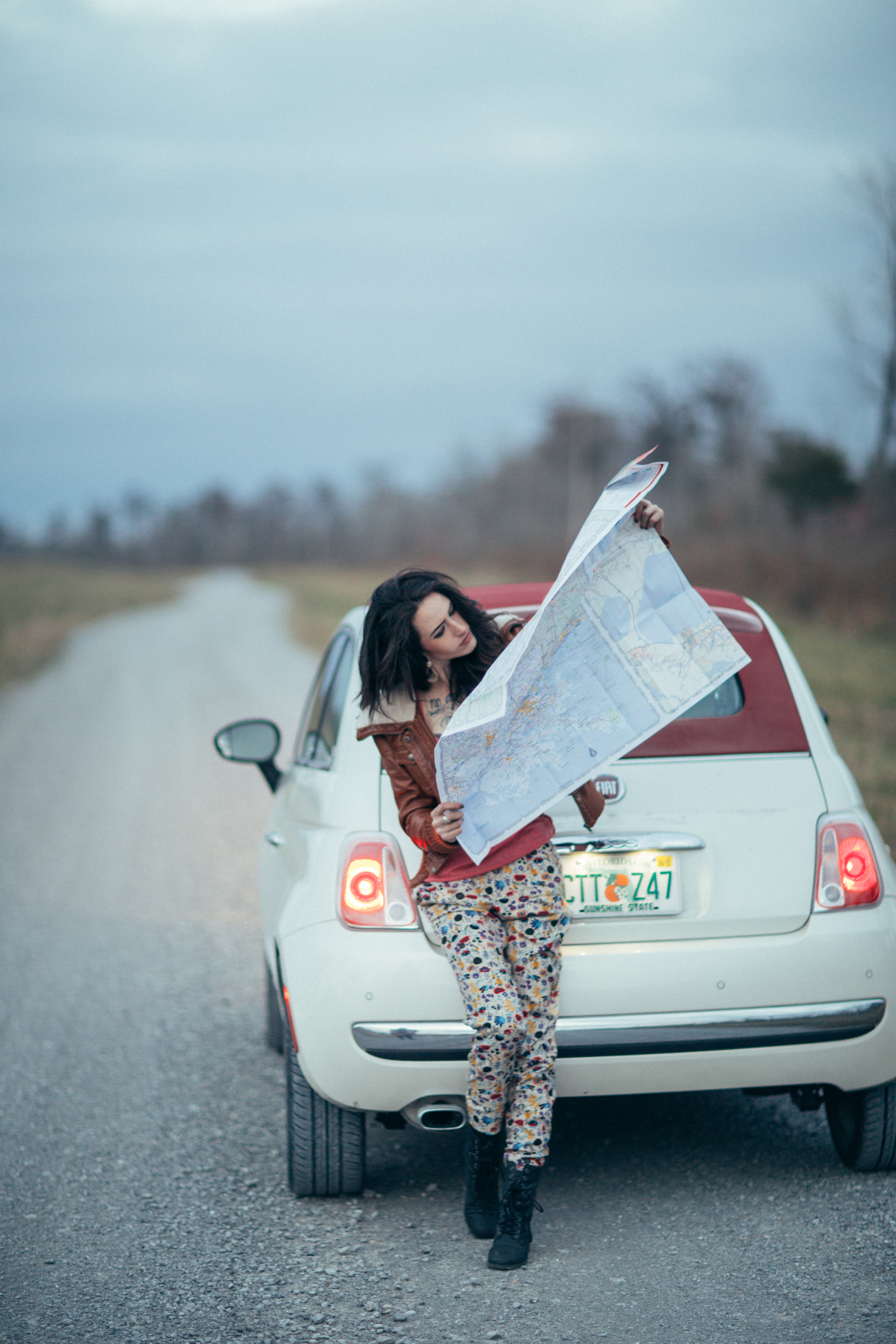 Fiat Lifestyle Photography by The Finches