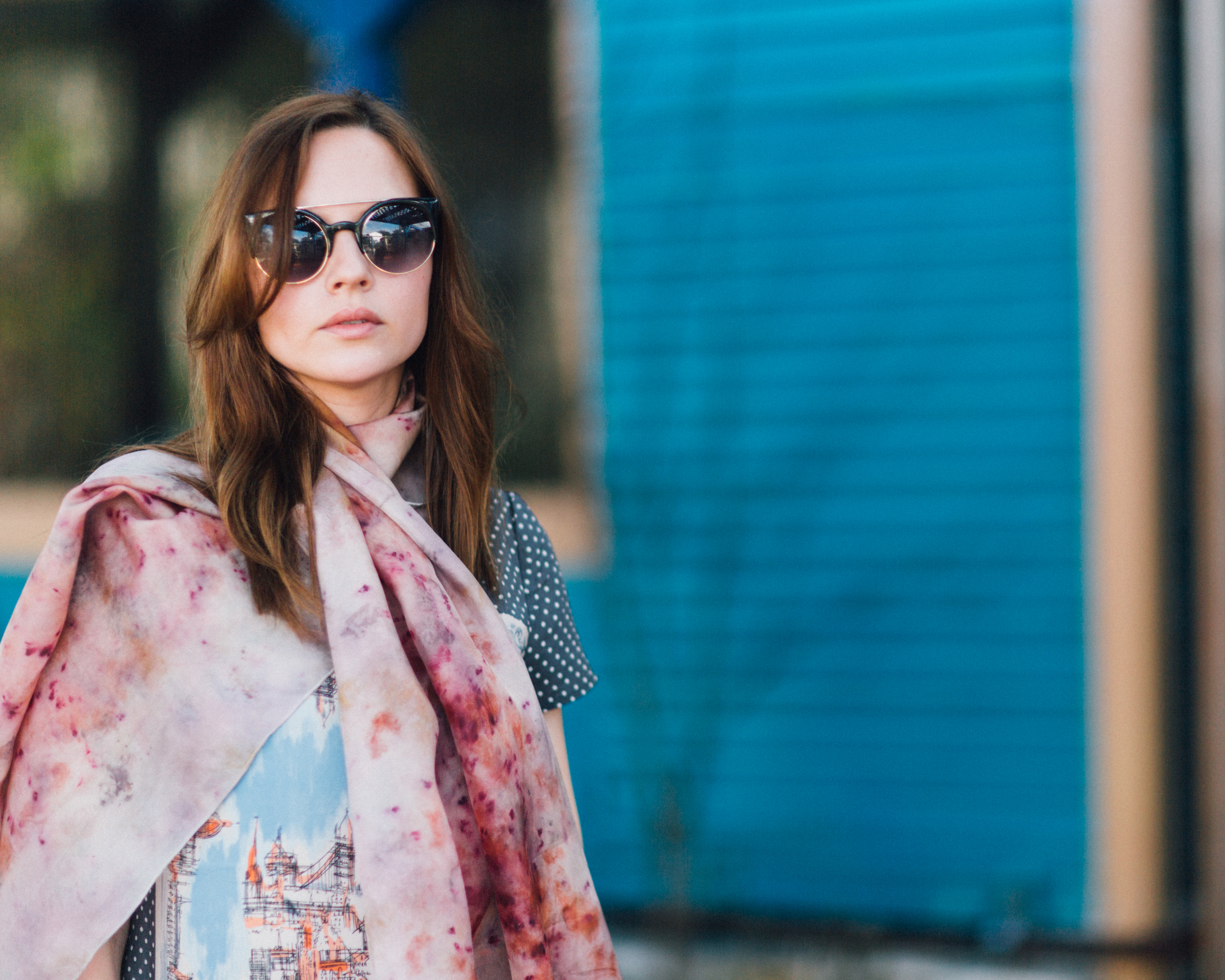 Anthropologie Austin Lifestyle Fashion Photography by The Finches