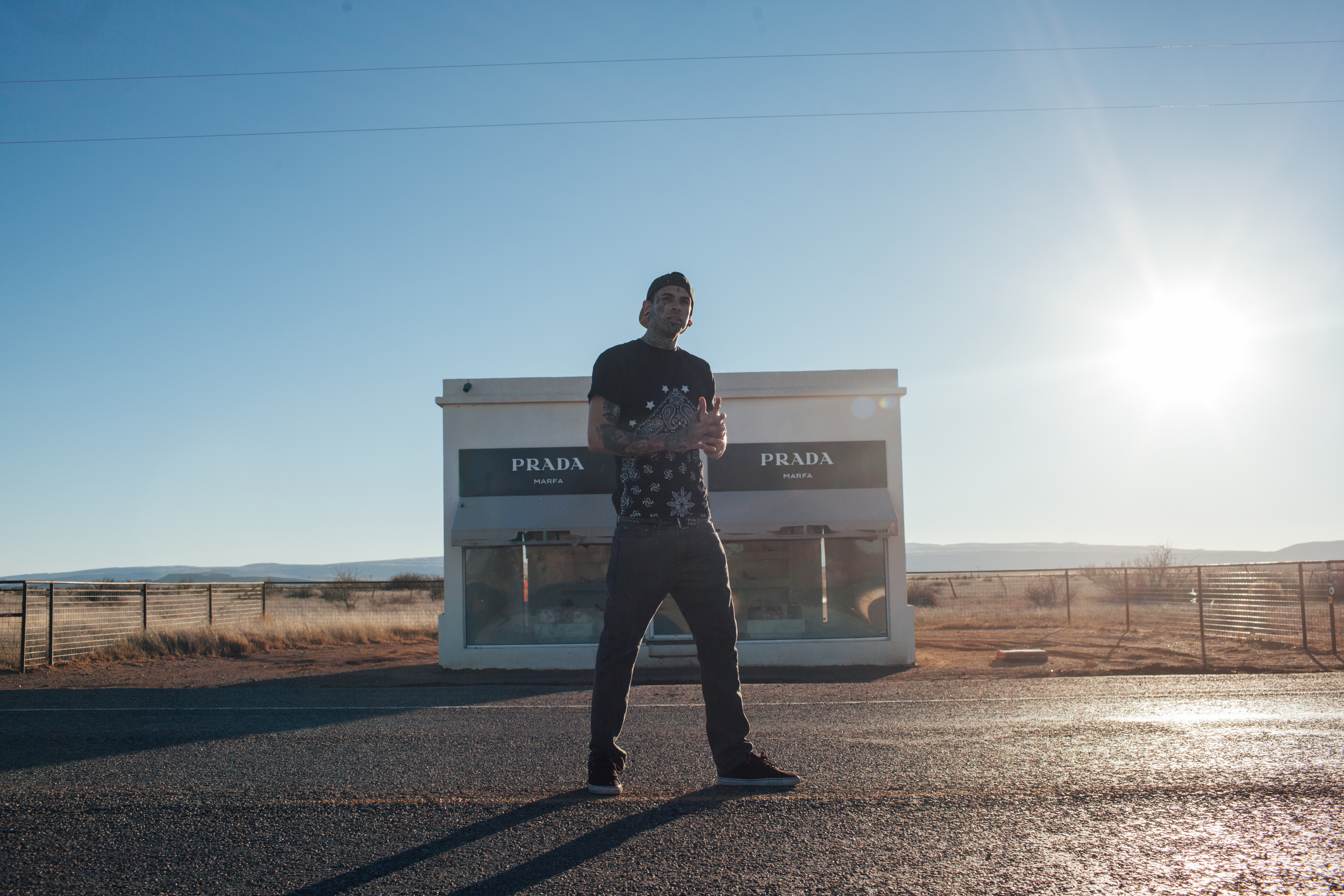 Prada Marfa Tattoos Lifestyle Fashion by The Finches