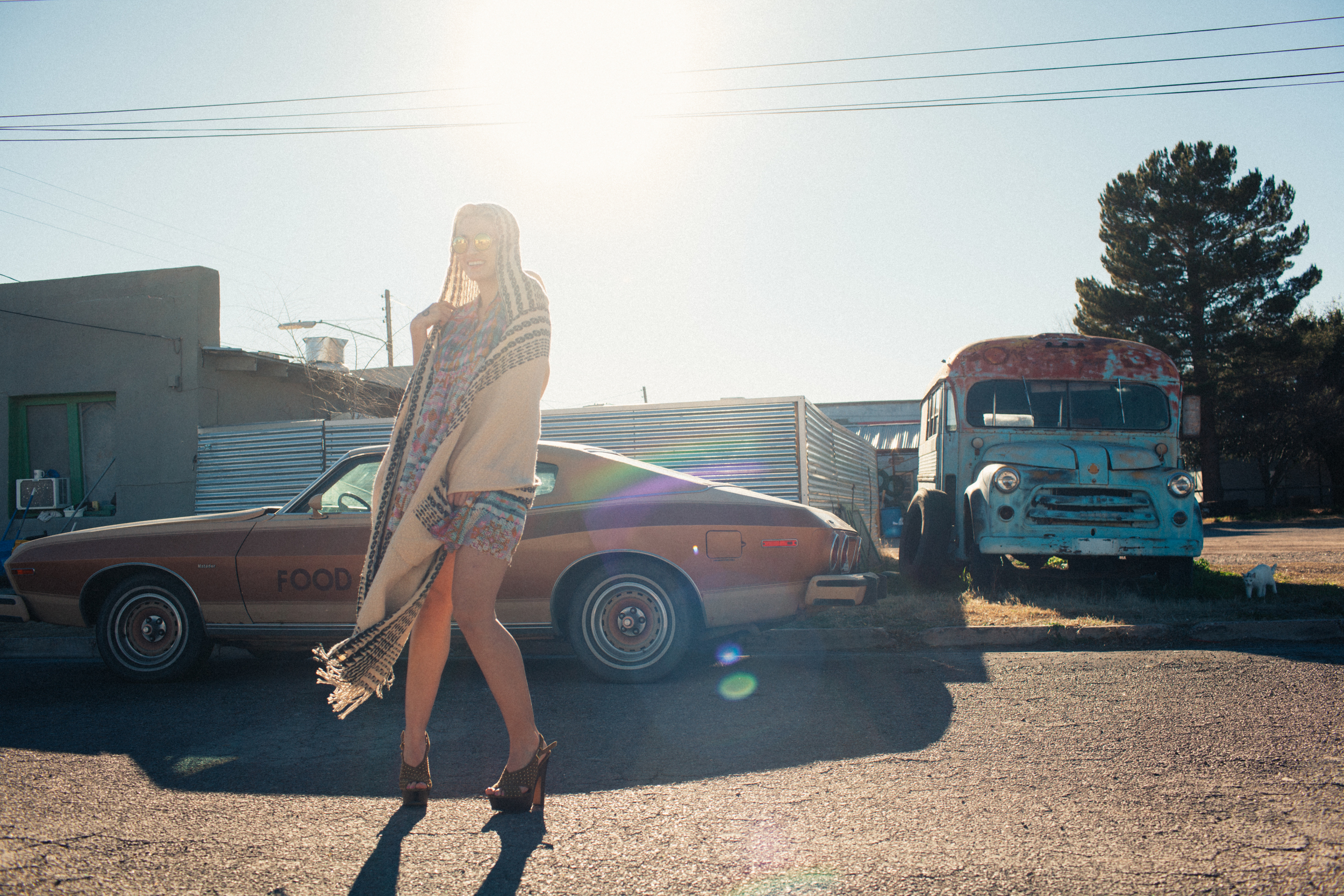 El Cosmico Marfa Fashion Lifestyle by The Finches