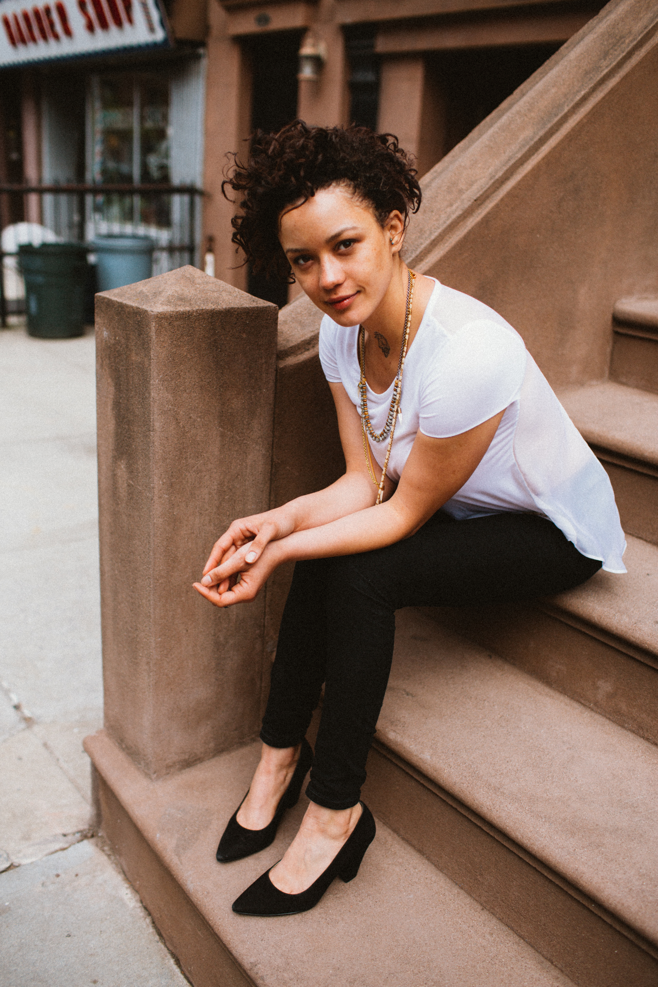 Brooklyn Lifestyle Photography with The Finches