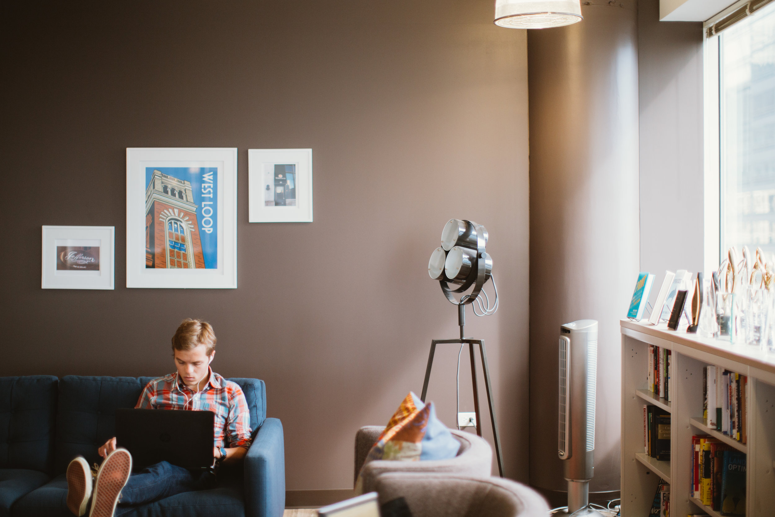 WalkerSands Corporate Lifestyle The Finches Chicago Lifestyle Corporate Photography