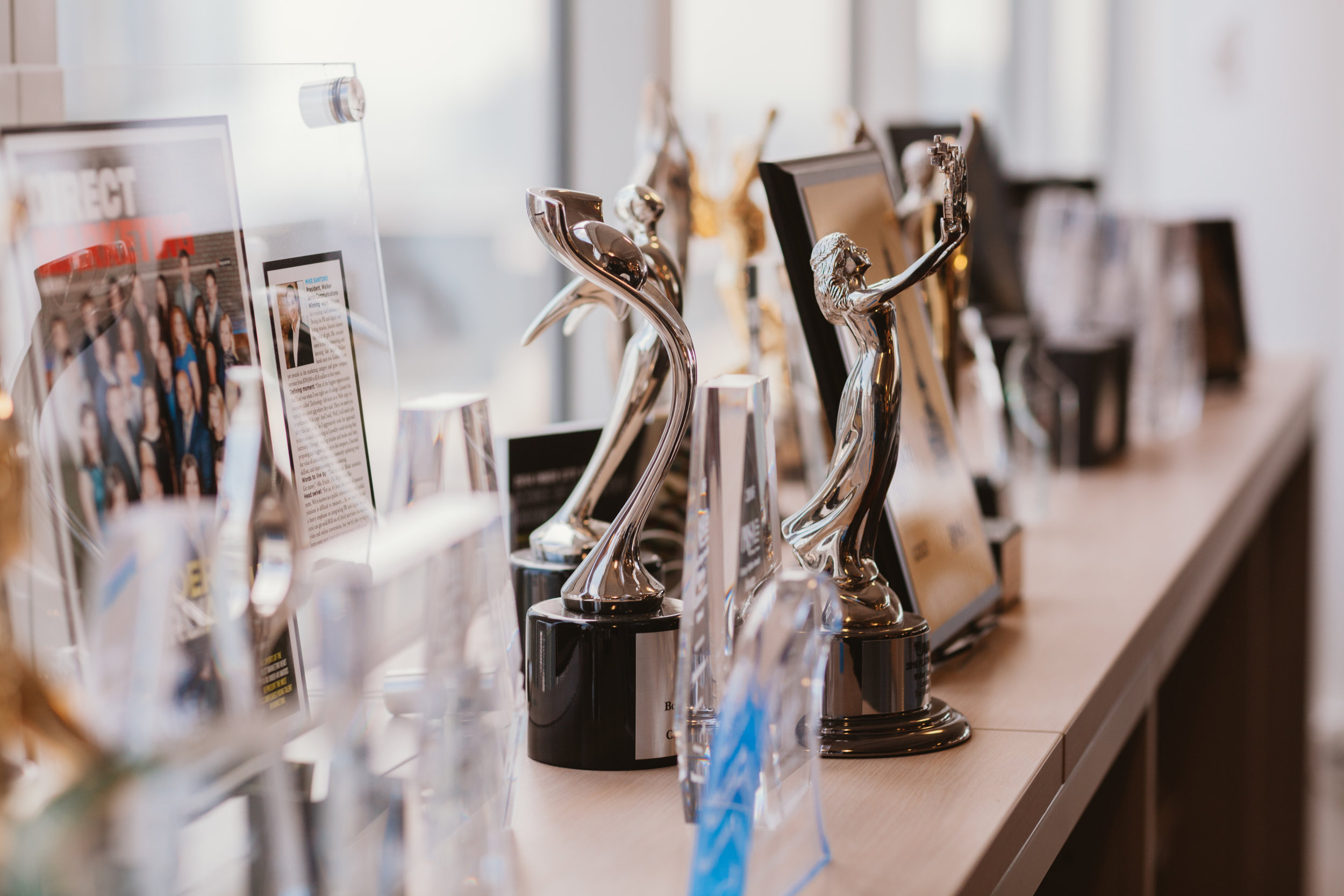 Public Relation Awards WalkerSands The Finches Chicago Lifestyle Corporate Photography