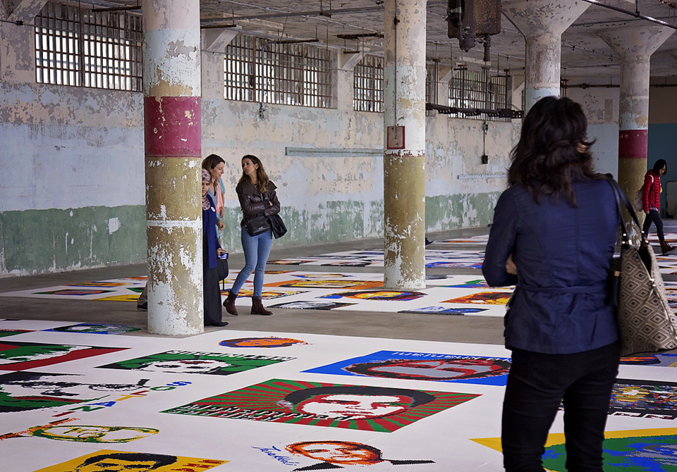 DISCOVER ART IN MUSEUMS, GALLERIES AND UNEXPECTED PLACES WITH US -