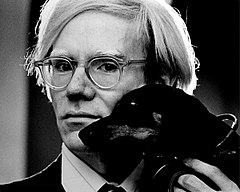 Andy Warhol - The myth maker…