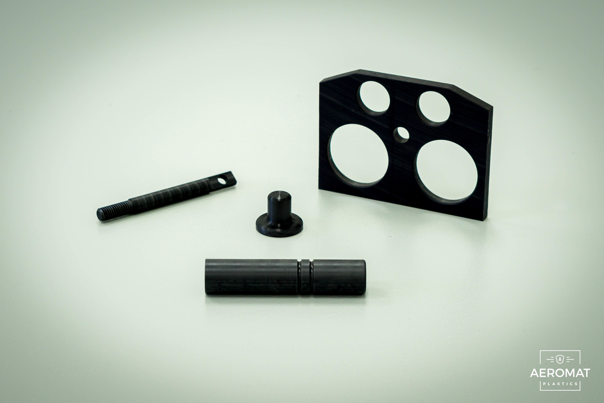 Nylon MD Machined Parts