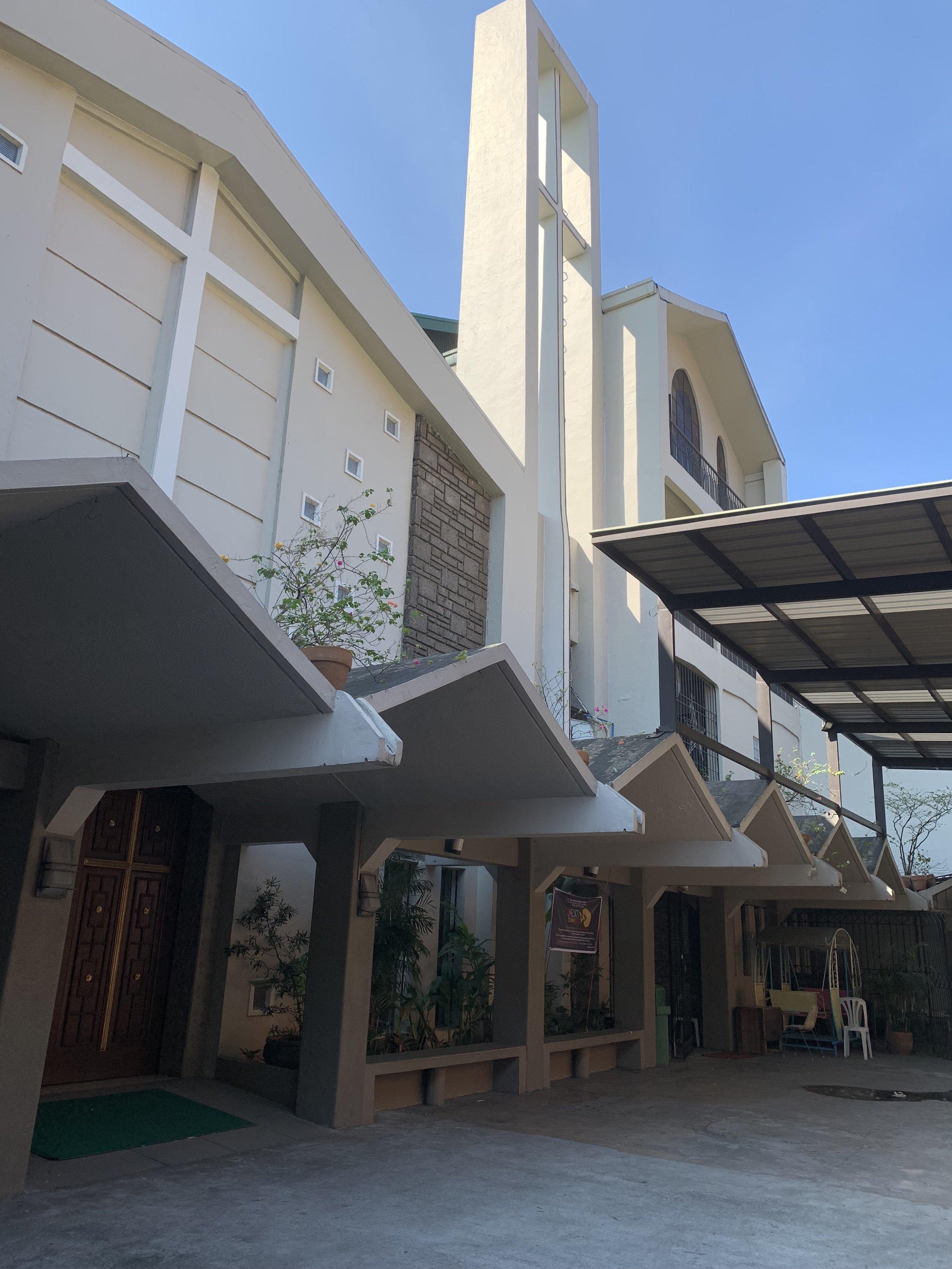 St. John United Methodist Church, circa 2019.