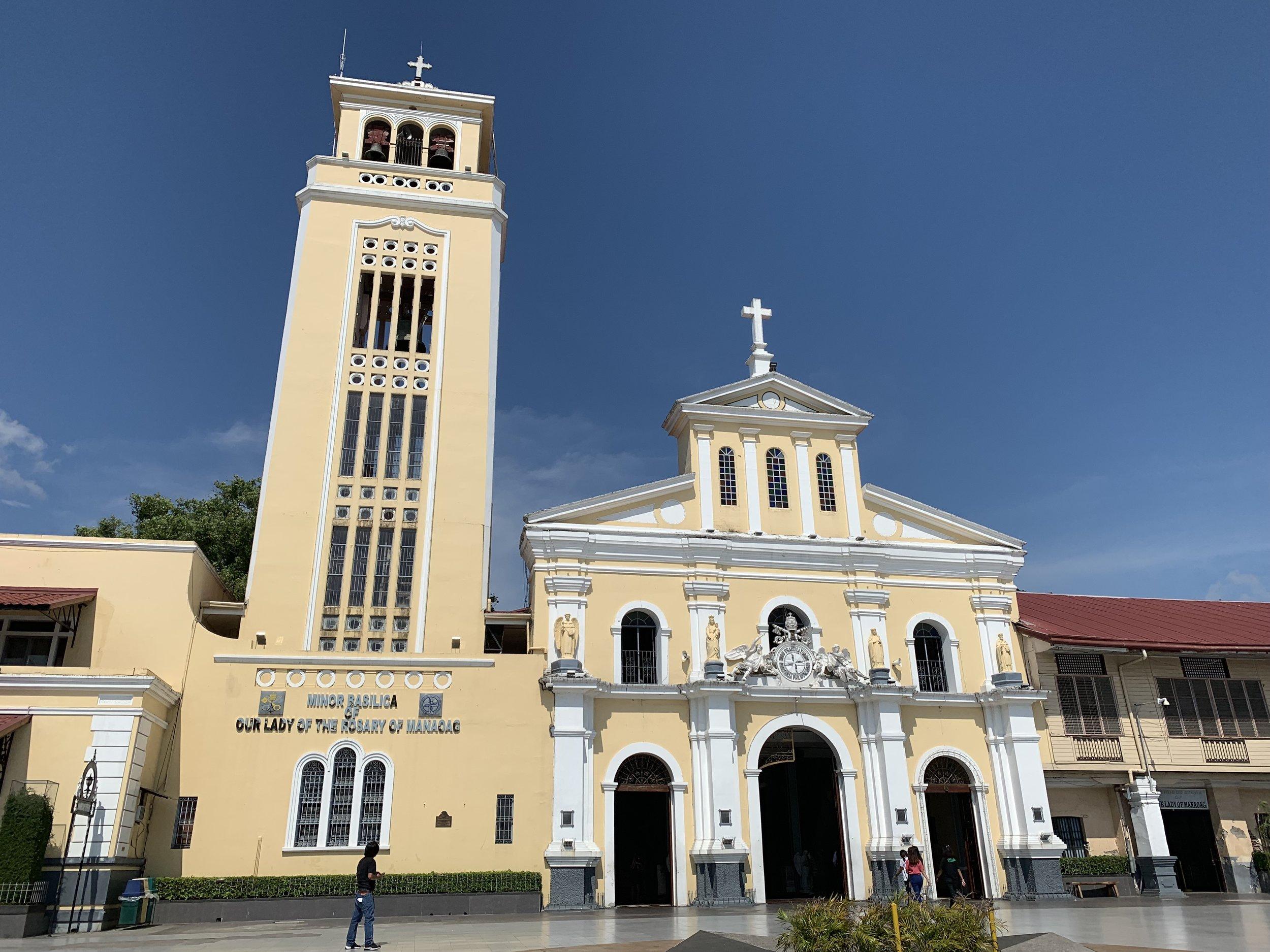 Manaoag Church, Pangasinan