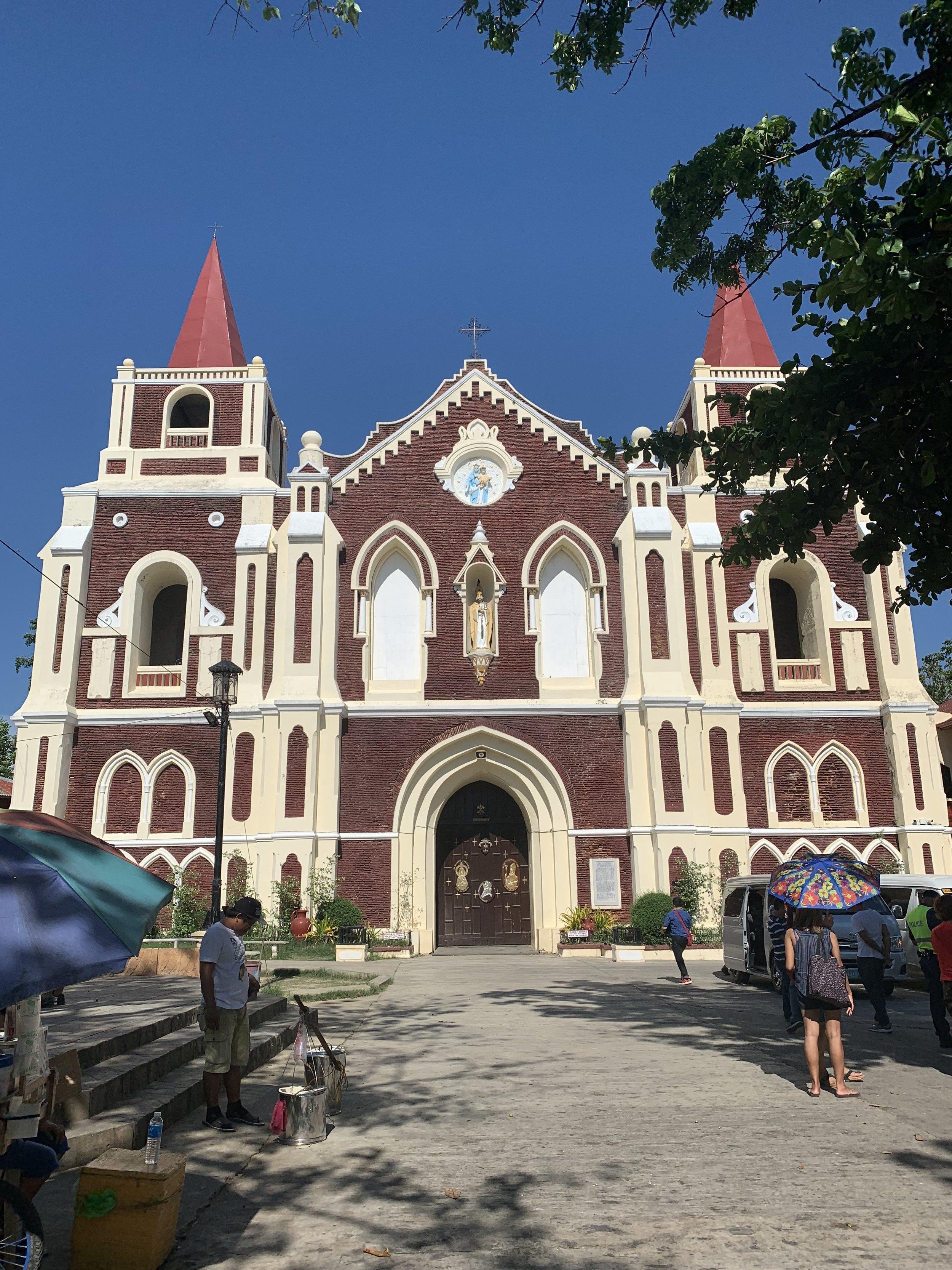 St. Augustine Church, Bantay