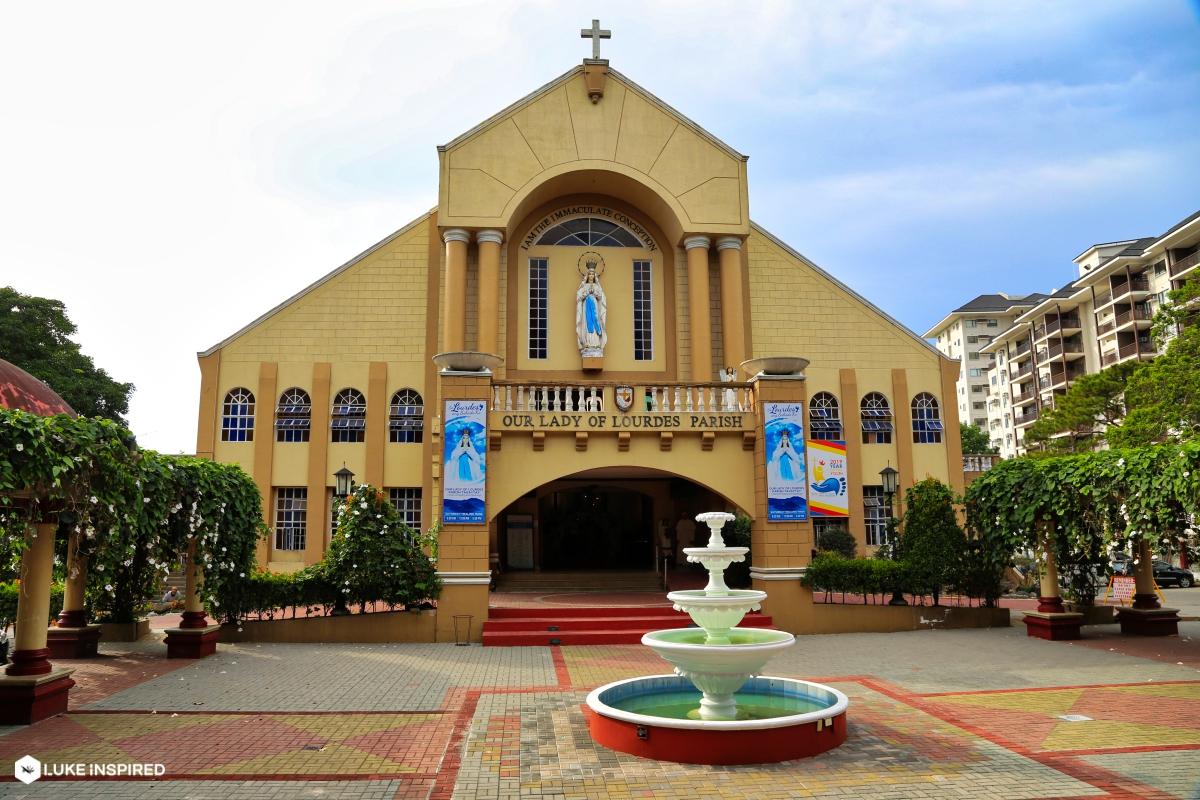 Our Lady of Lourdes Parish, Tagaytay
