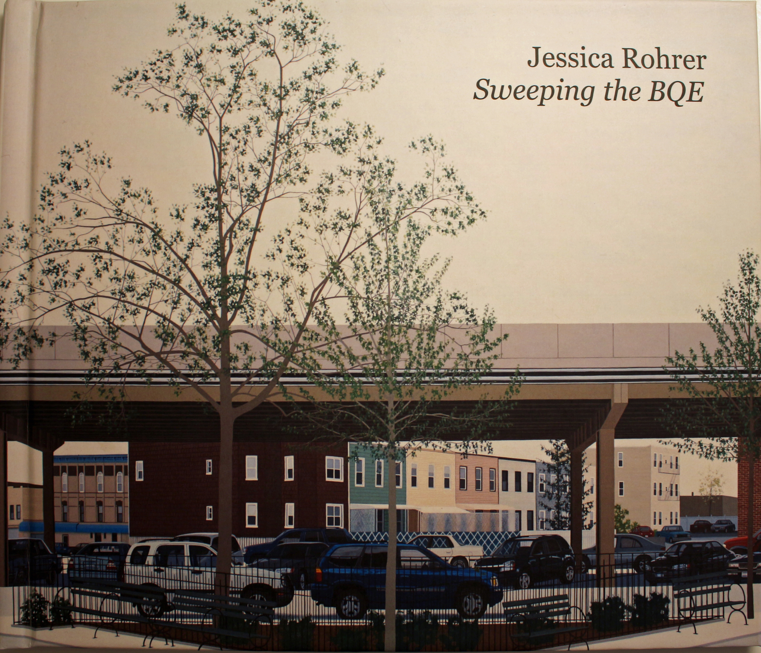 Sweeping the BQE  Full Color, 30 Pages  Hardcover $54.95    Purchase