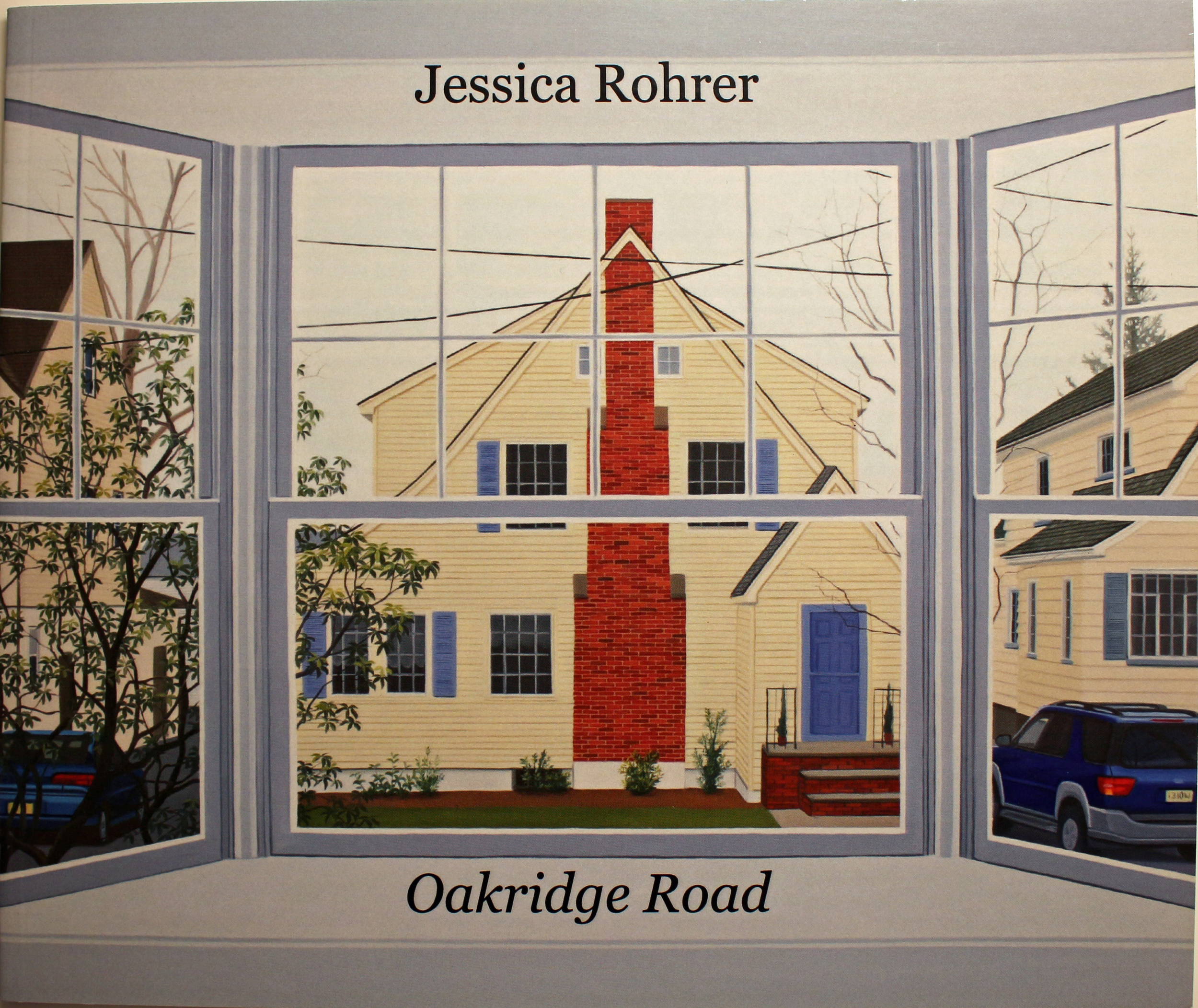 Oakridge Road  Full Color, 46 Pages  Softcover $33.11    Purchase