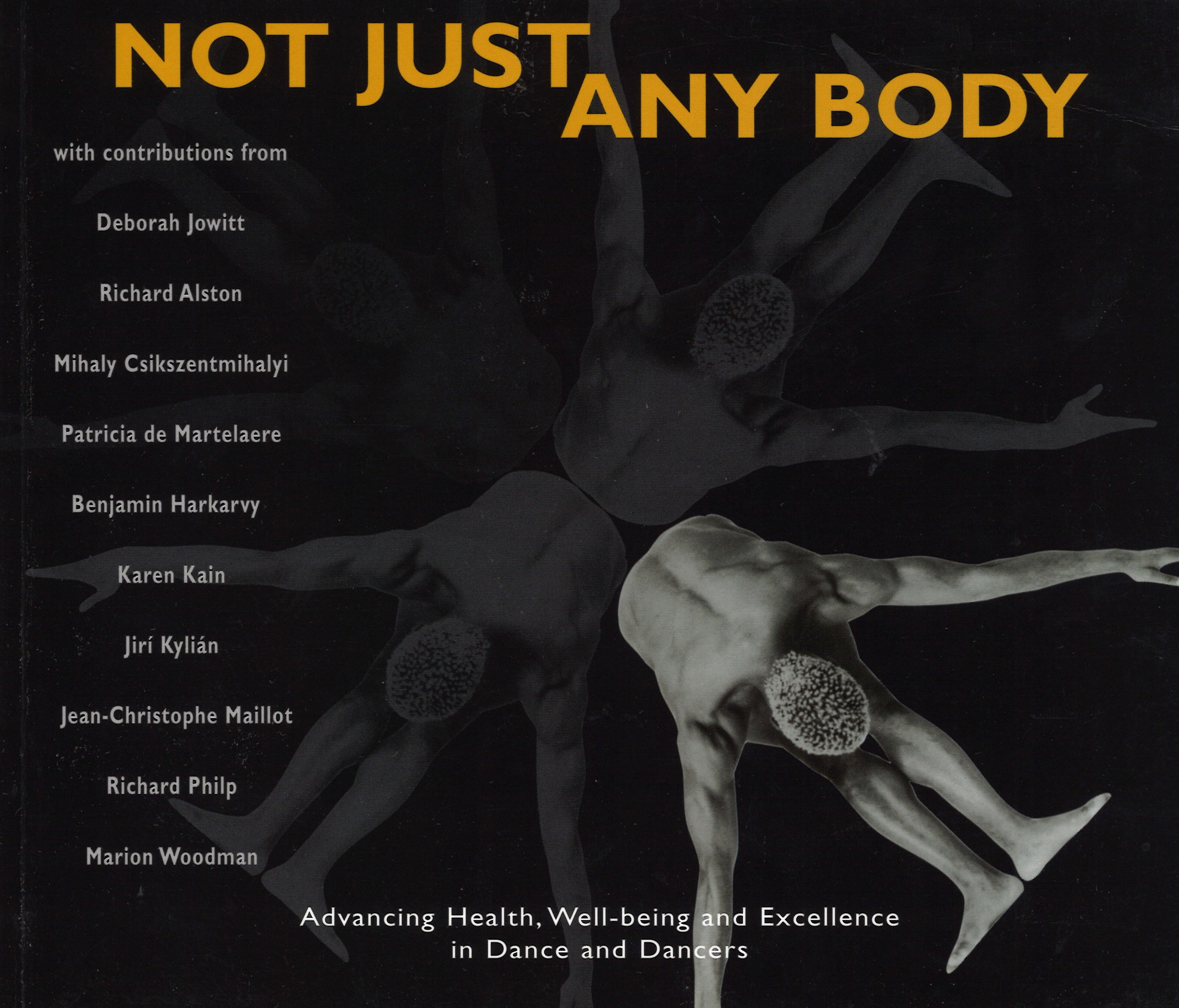 The book, Not Just Any Body,  waspublished one year after the conference.