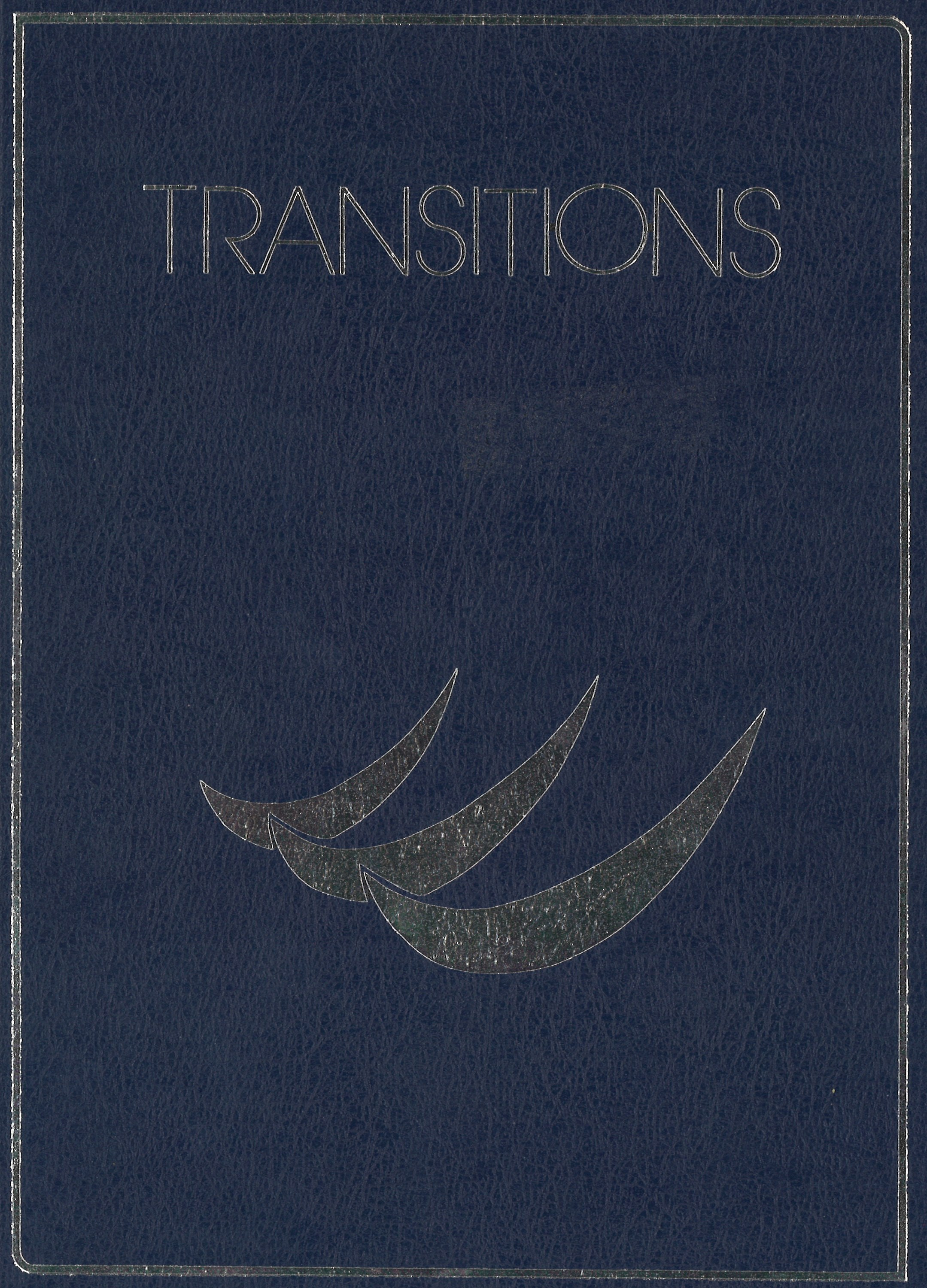 The 1987/1988 NBS yearbook,  Transitions.