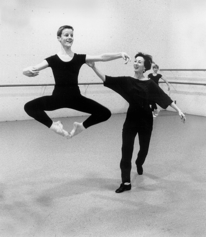 As a graduate of NBS and the Teacher Training Program, as well as a former dancer with The National Ballet of Canada and The Dutch National Ballet, Mavis Staines had a deep understanding of the requirements and constraints on professional dancers by the time she became Artistic Director in 1989. Recognizing the need for adaptation in the face of changes in the profession, she took strides to revitalize the curriculum to meet the contemporary demands of a career in dance. Throughout the curriculum's revision, she recognized the importance of including all ballet faculty members in its creation. Not only does Staines continue to value the perspectives of faculty and other professionals, she also seeks to give students a voice and to engage them in the affairs of the School.