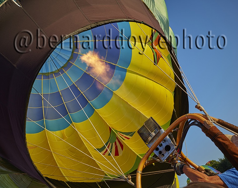 Another shot from the recent NJ Festival of Ballooning... So much fun! #hotairballoon #balloonfestival #nj