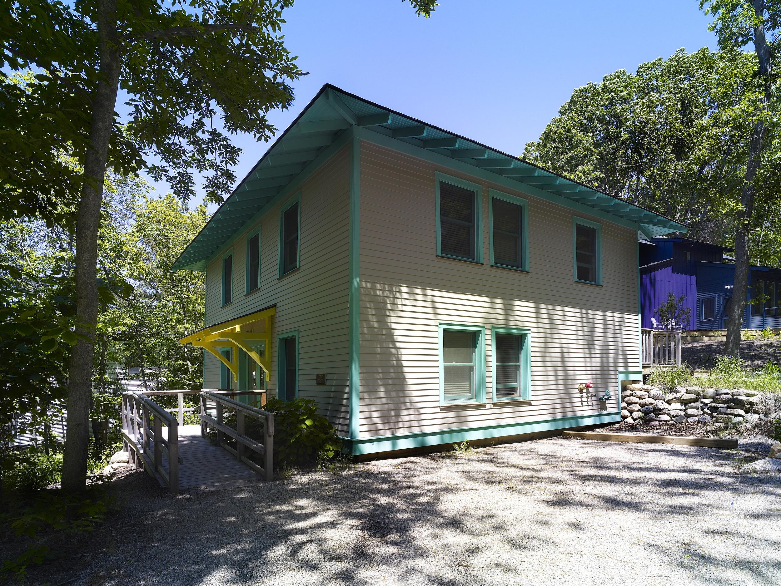 Fellowship Housing, The Marshall