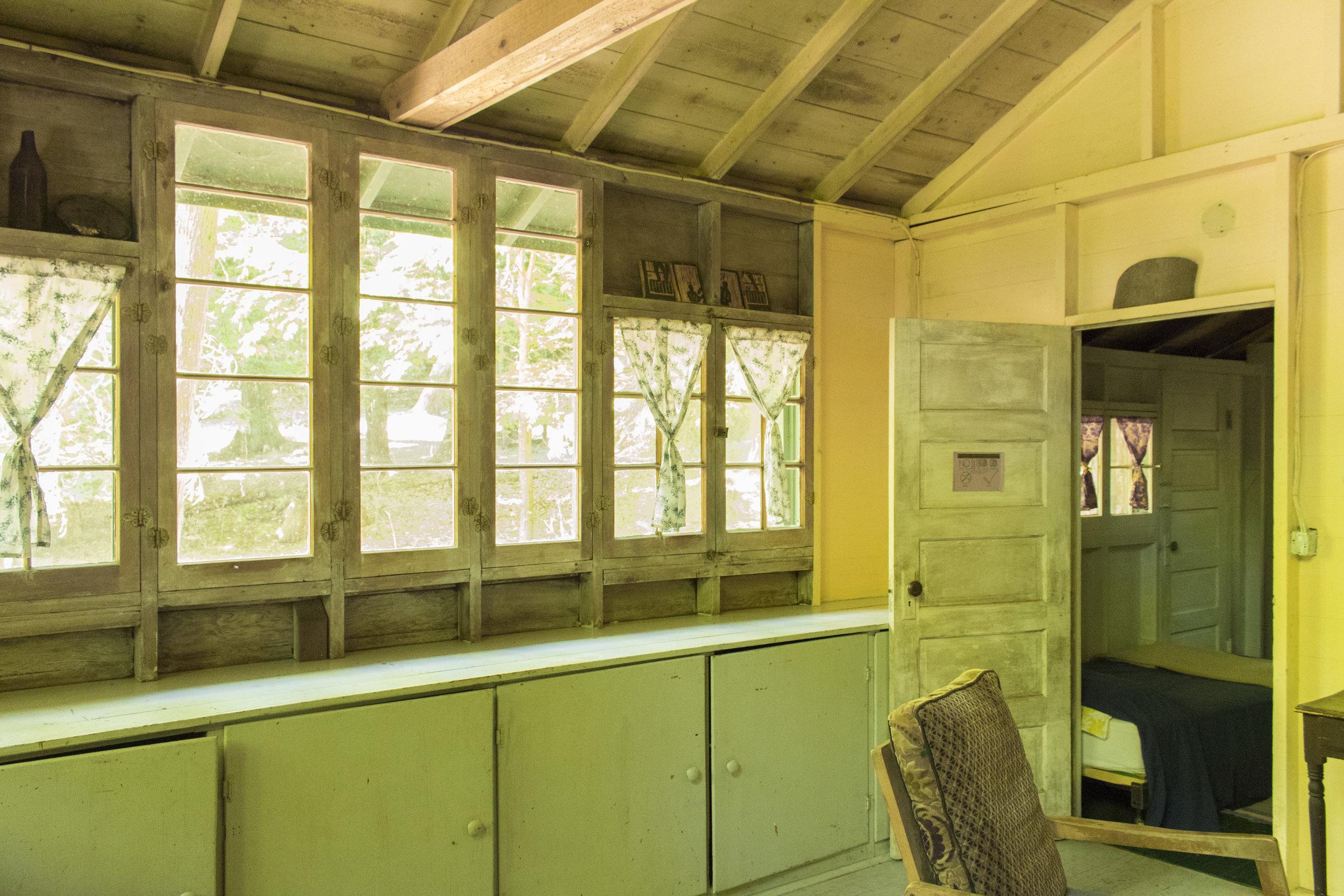 The Duncan Clark, Faculty Housing