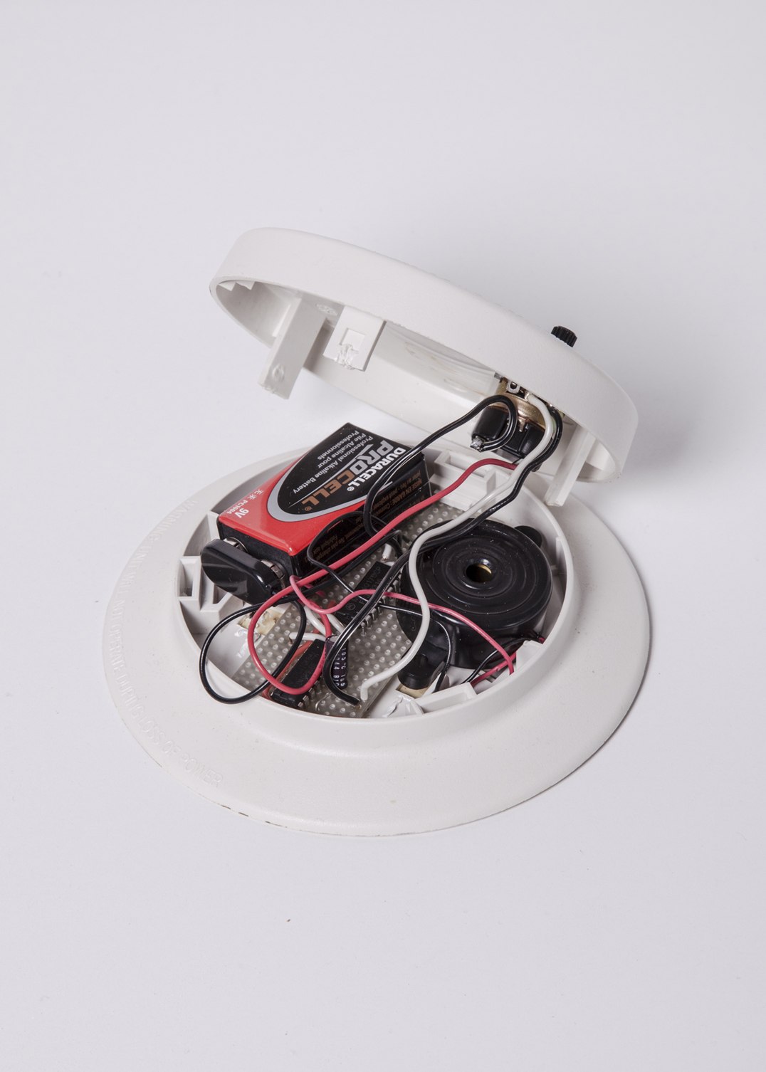 Jeff Kolar   Smoke Detector   Electronics 2015