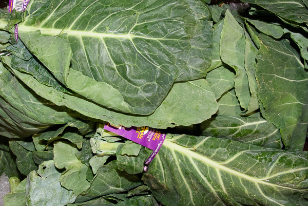 Collard, Organic