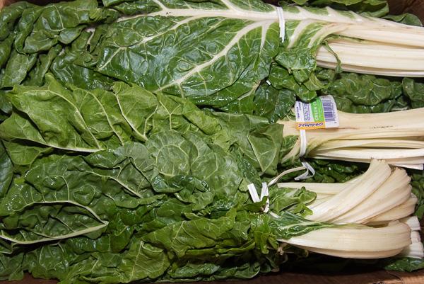 Chard, Organic