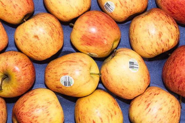 Gala Apple, Organic
