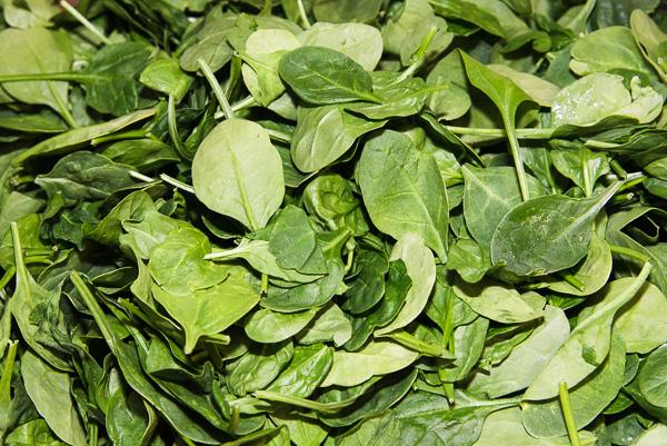 Spinach, Organic