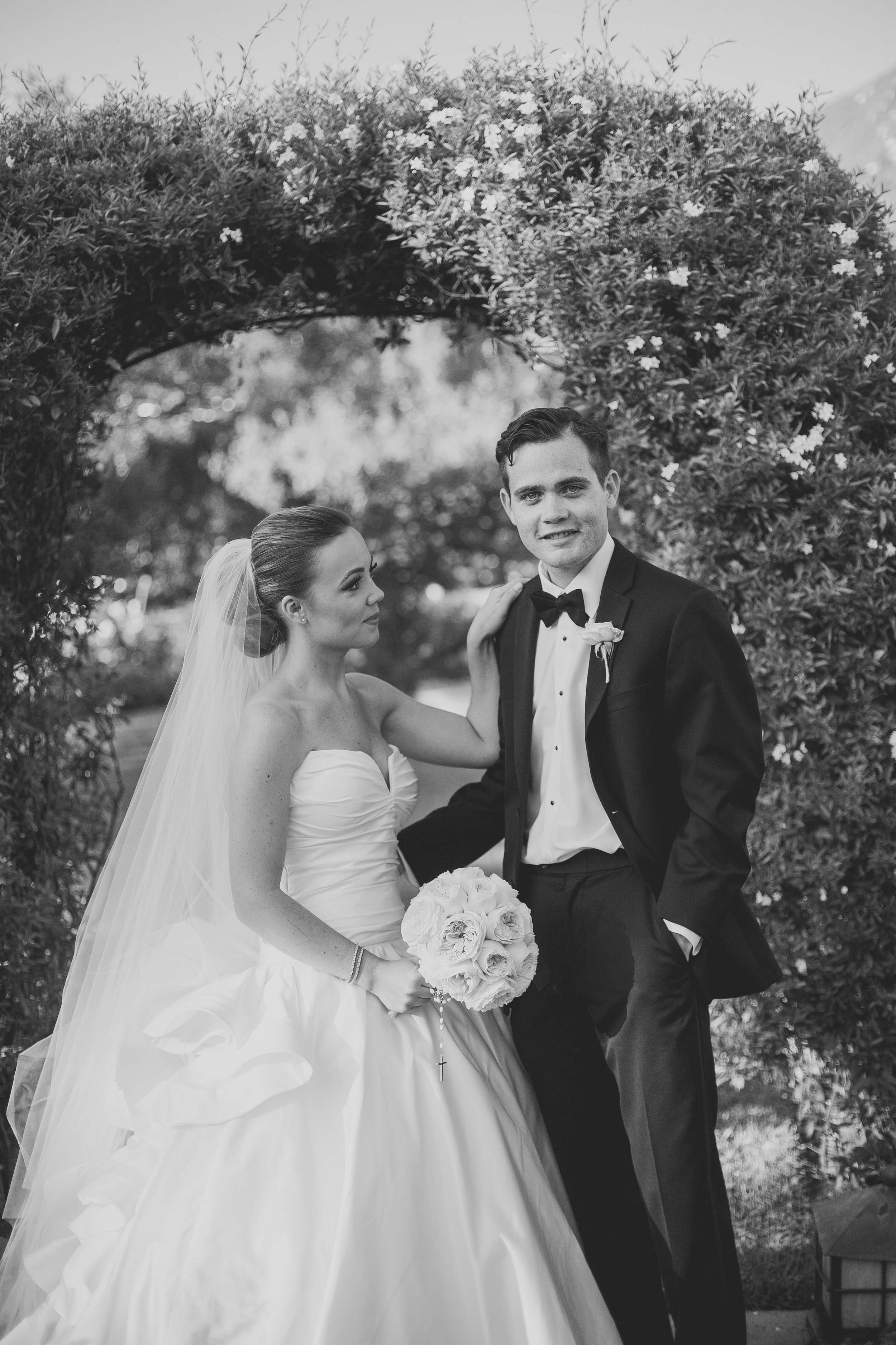 Nathan and i on our wedding day!