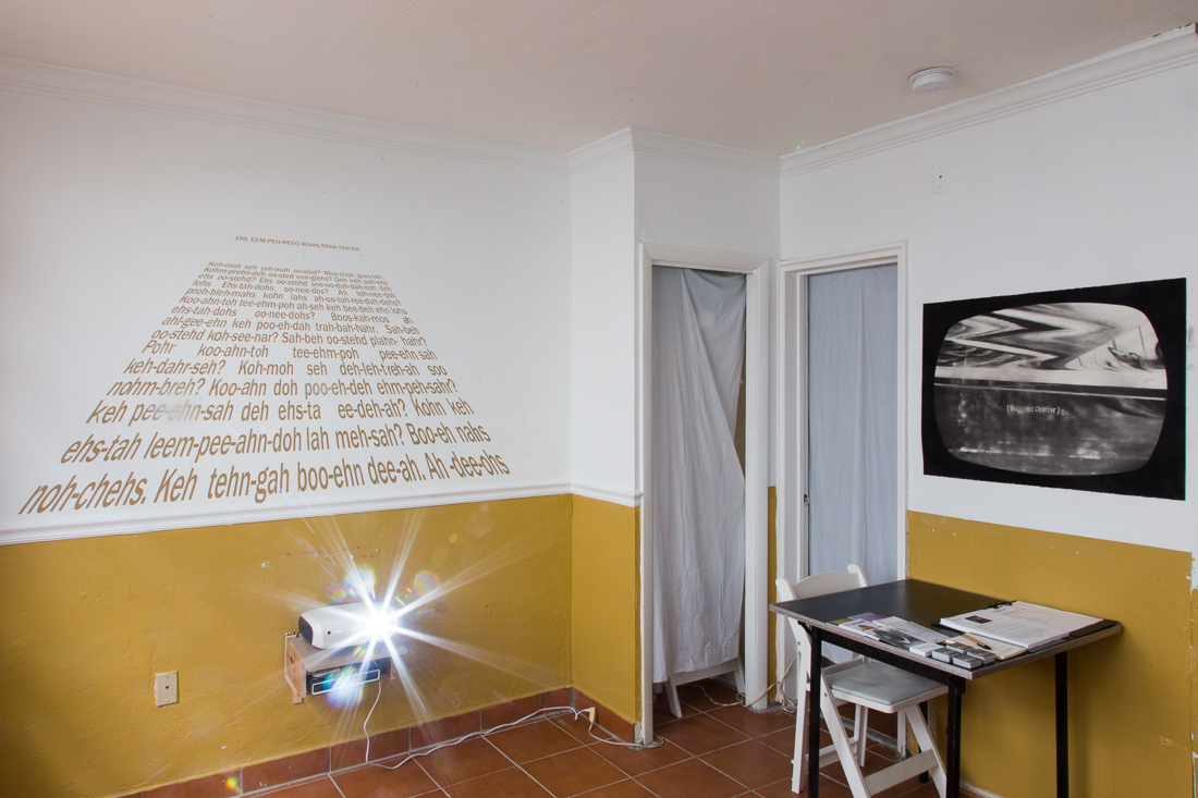 Gonzalo Fuenmayor, Artist Run (Satelite) (4 of 7).jpg
