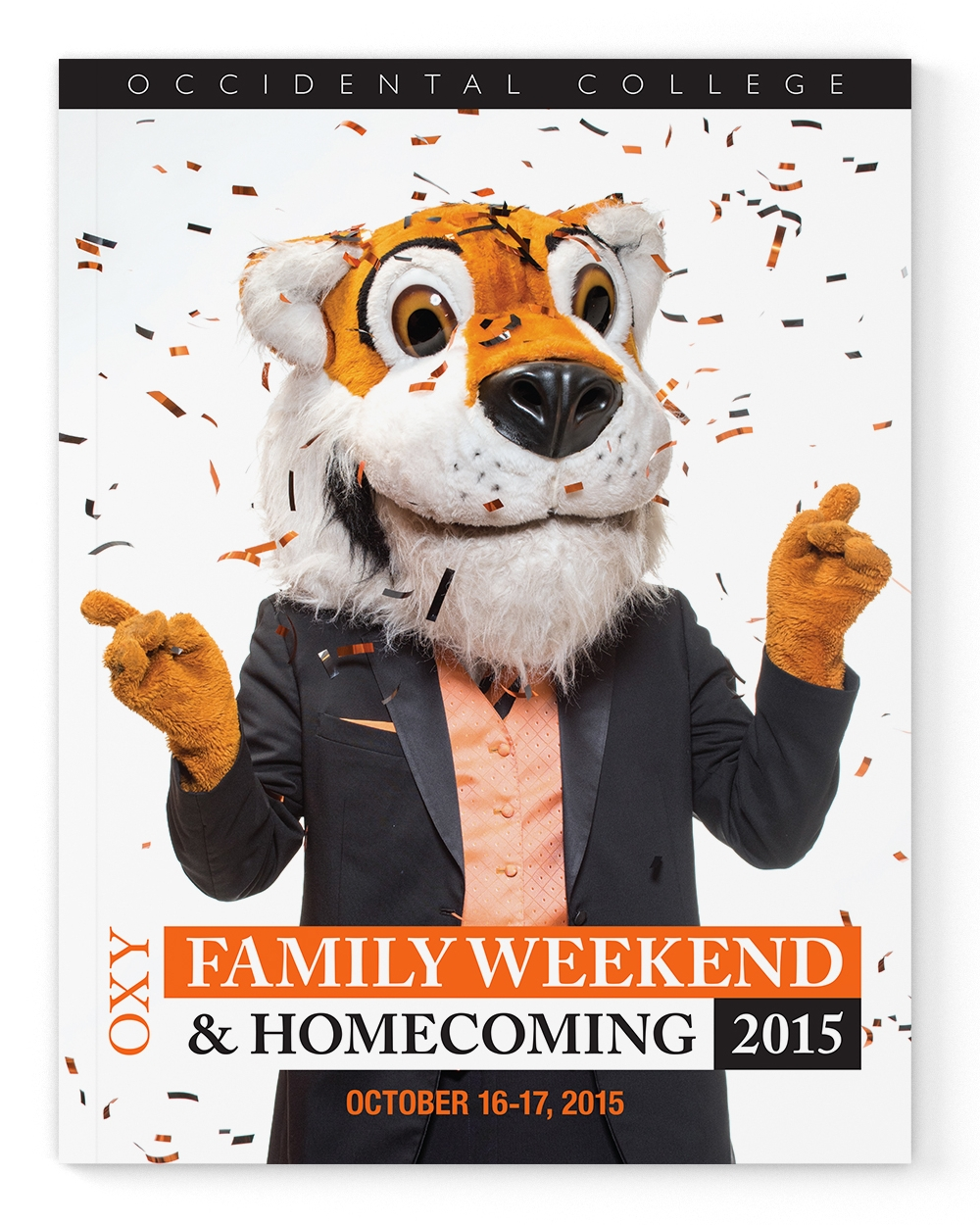 OXY HOMECOMING BROCHURES