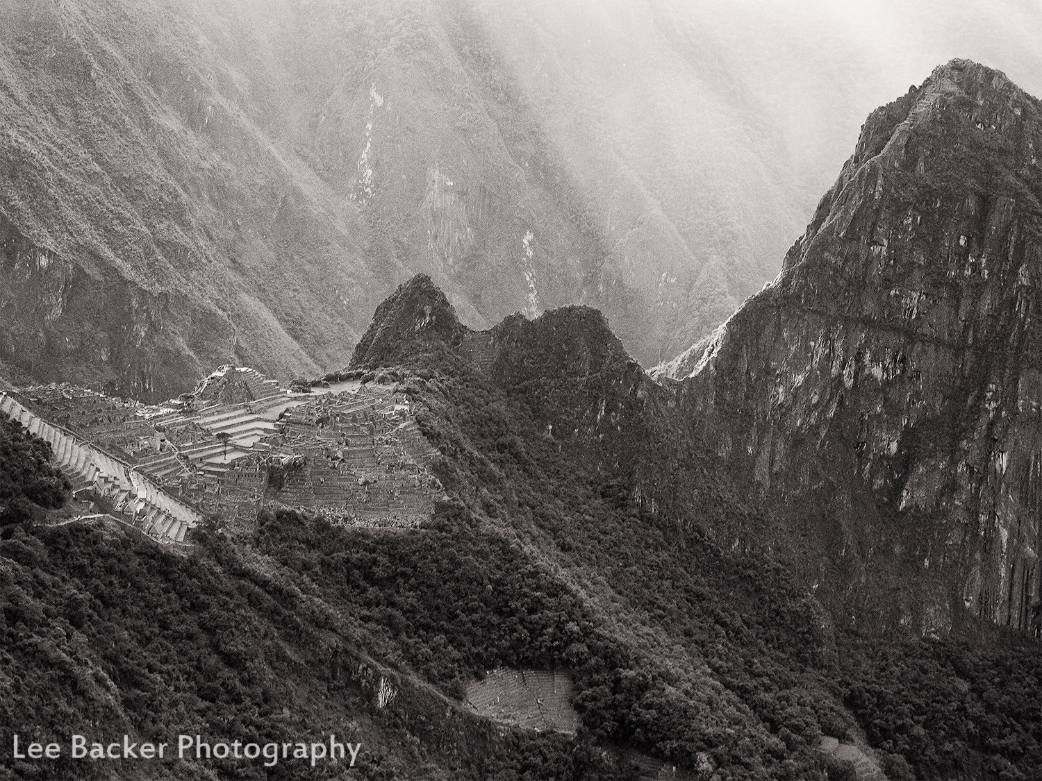 Afternoon Light, Machu Picchu
