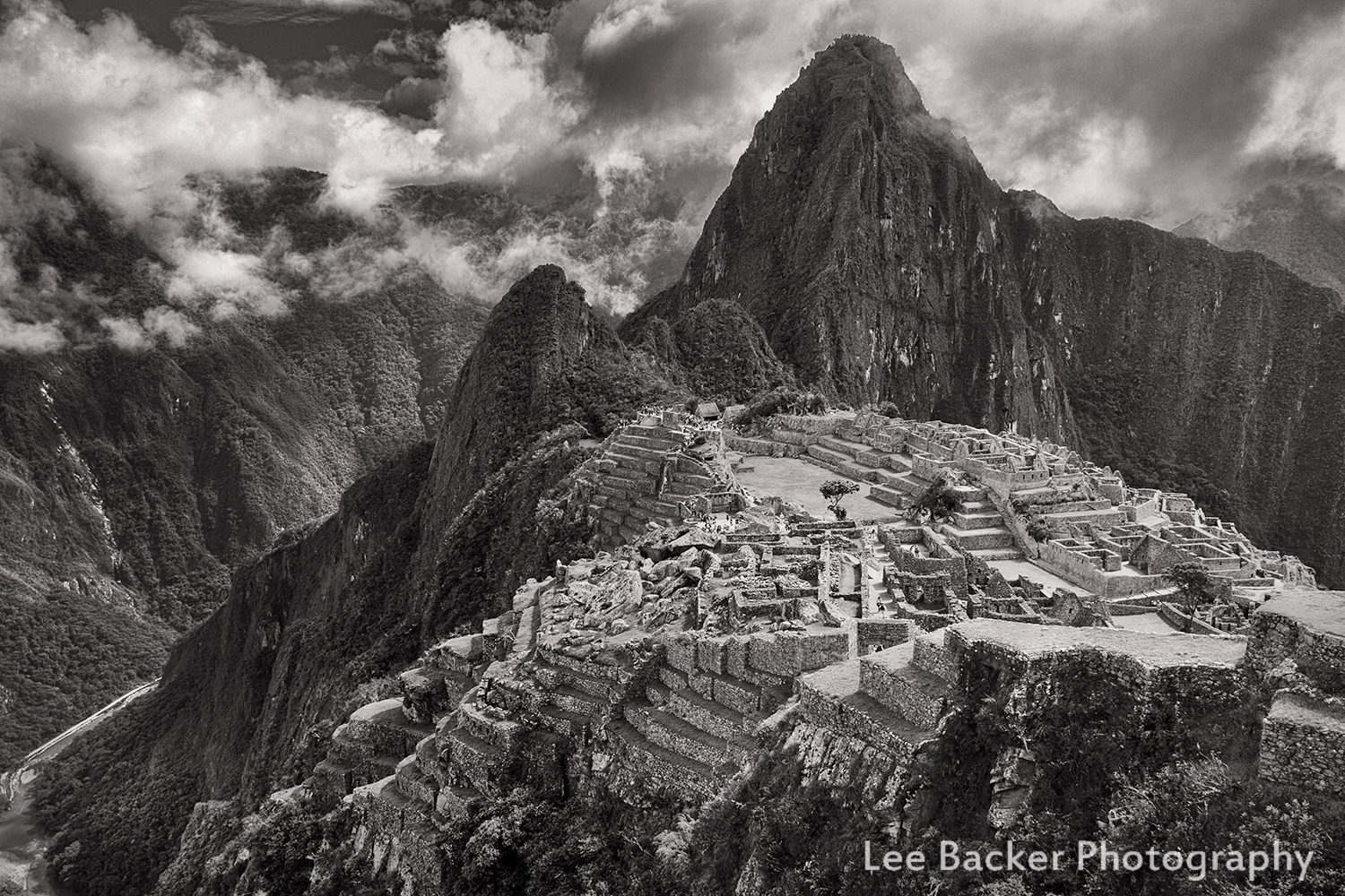 Late Morning, Machu Picchu