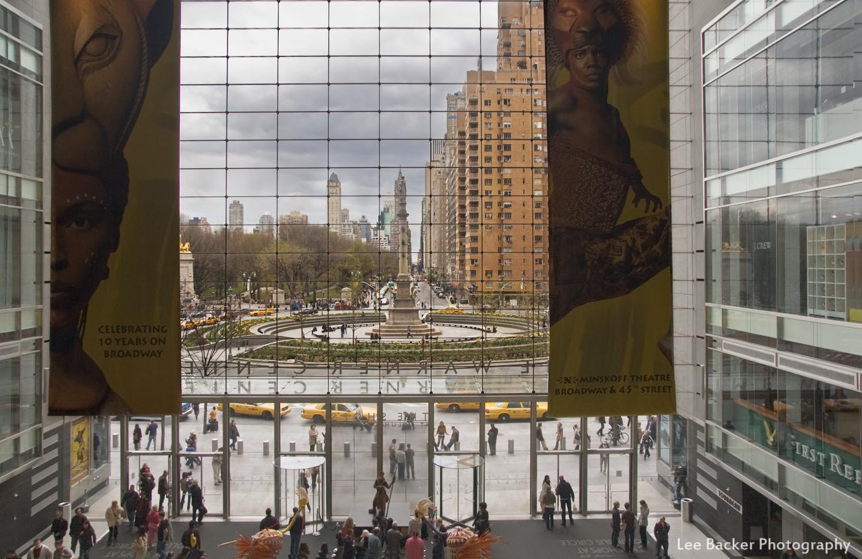Time Warner Center, New York City