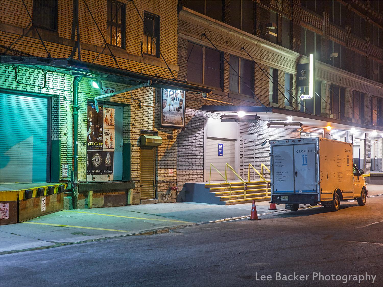 Loading Dock, Manhattan