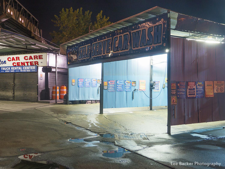 Car Wash, Brooklyn