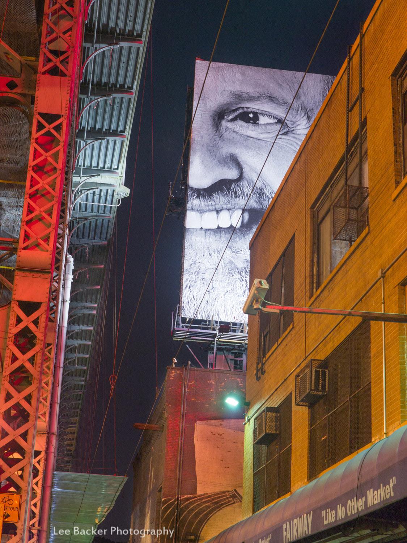 Eye on Twelfth Avenue, West Harlem