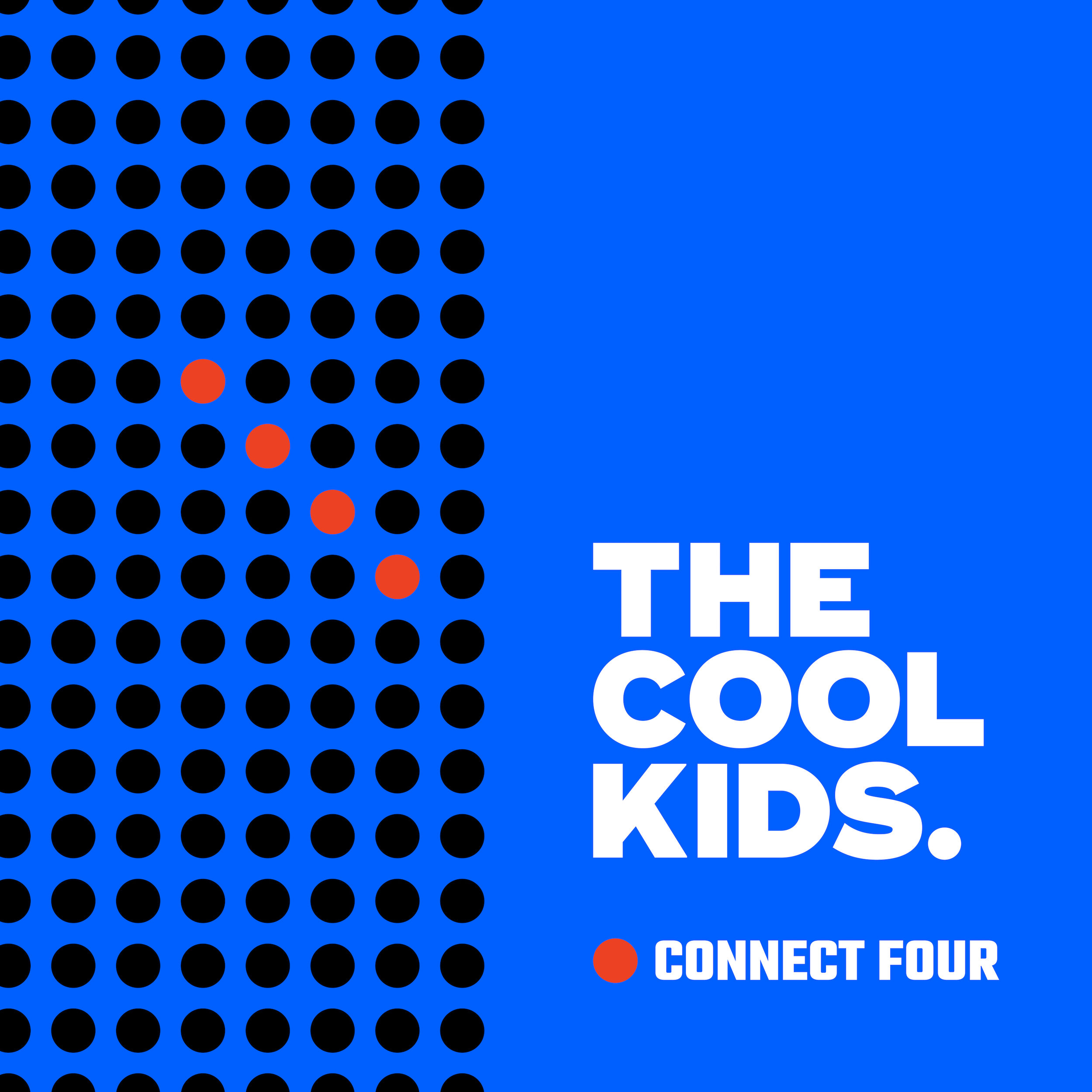 The Cool Kids   Connect Four single