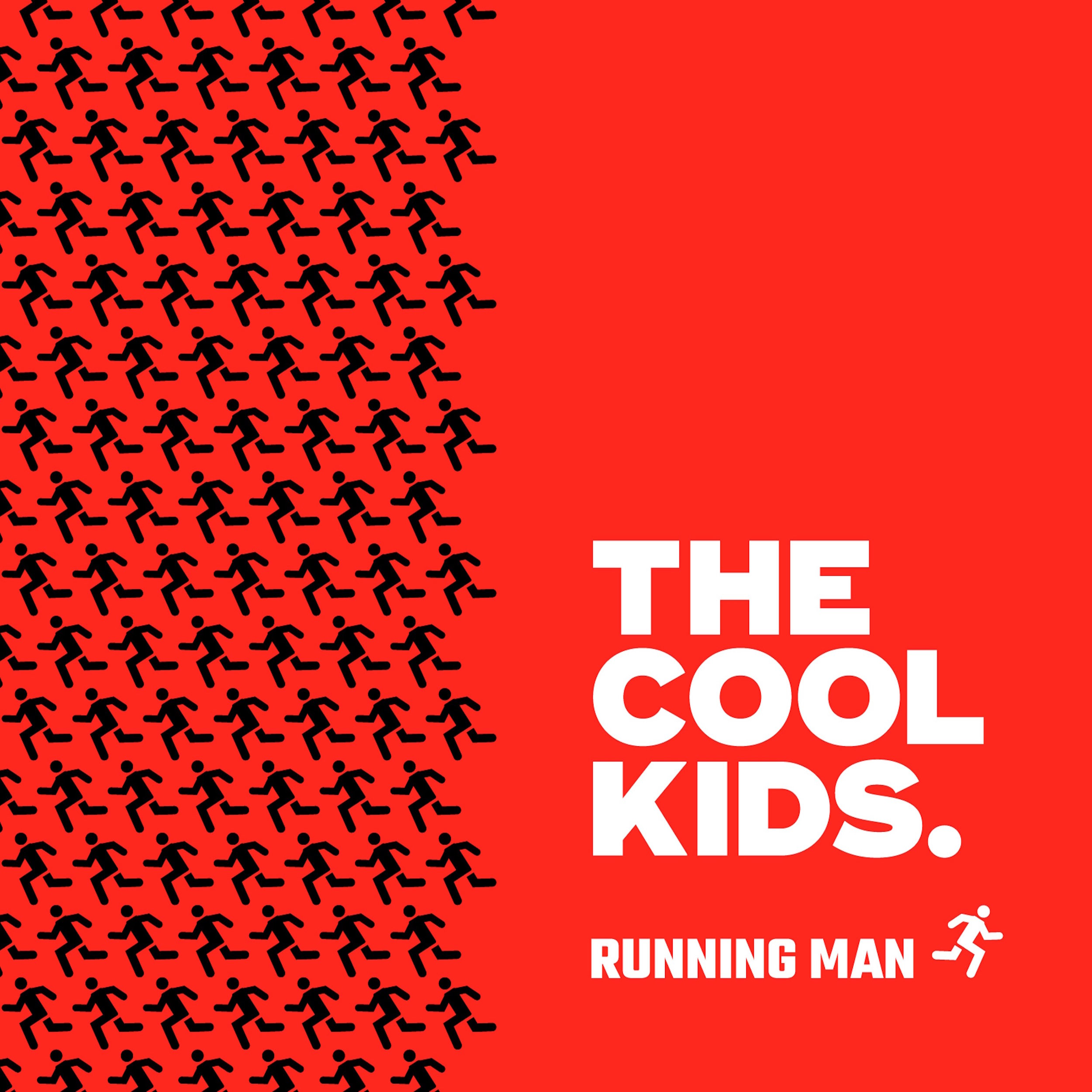 The Cool Kids   Running Man single