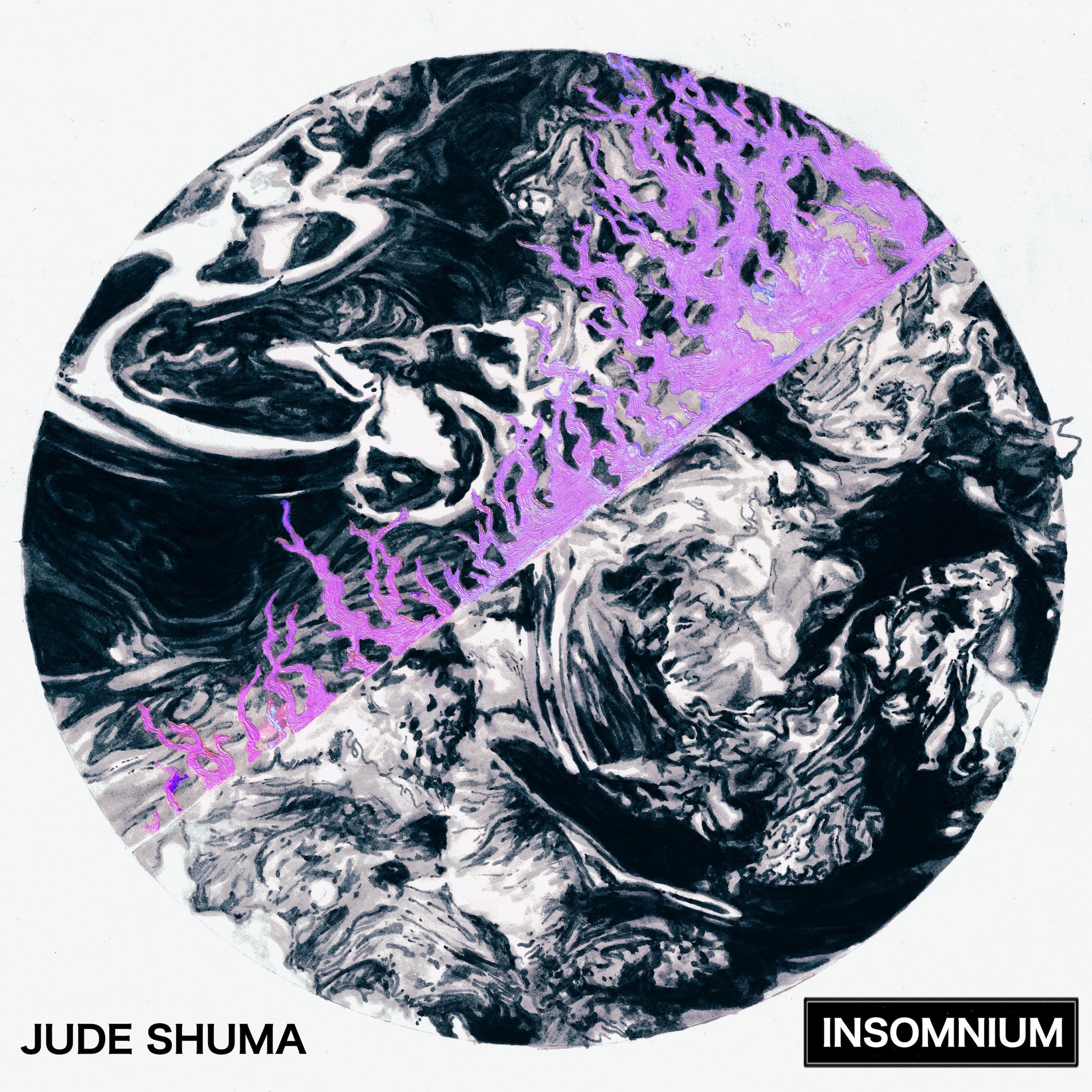 Jude Shuma   Insomnium EP