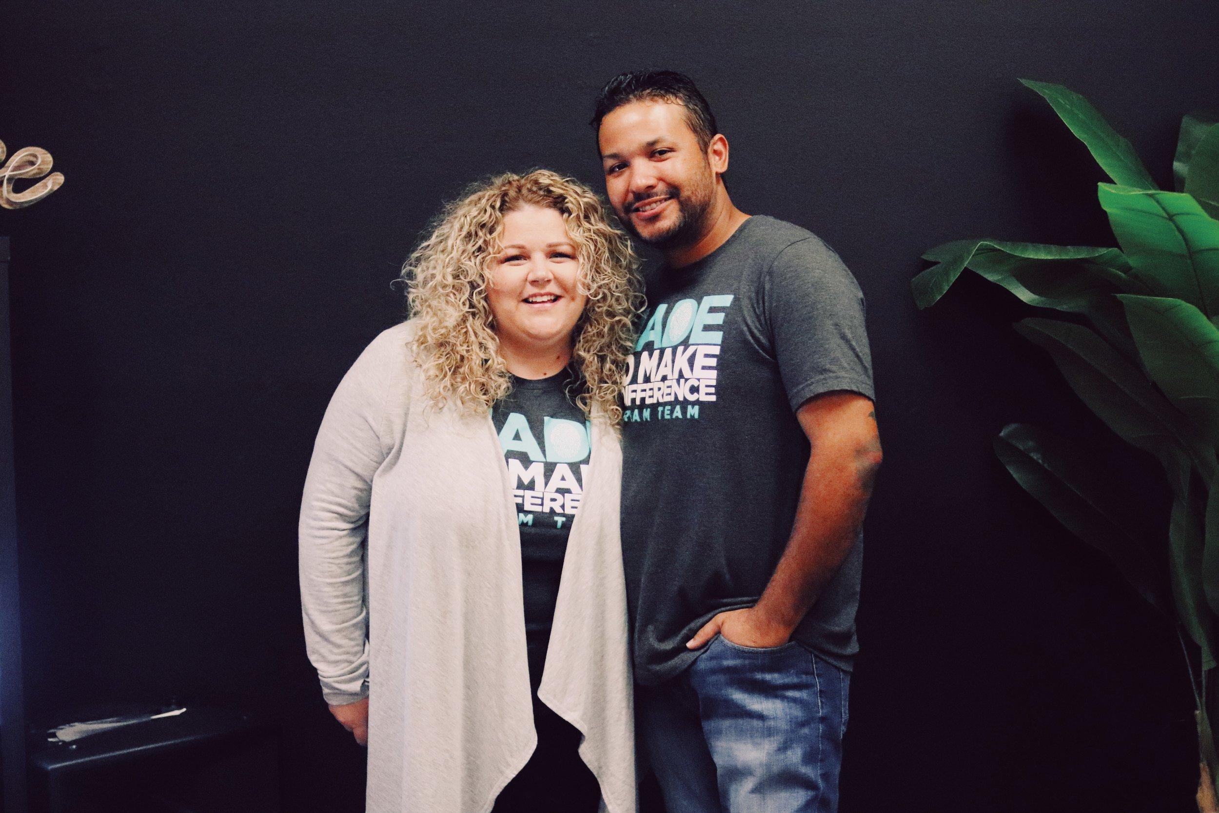 Marriage Group - Wednesday's at 7:00 pm - Southeast Orlando'Jamie & Alex Candelario + Dan & Martha Munizzi