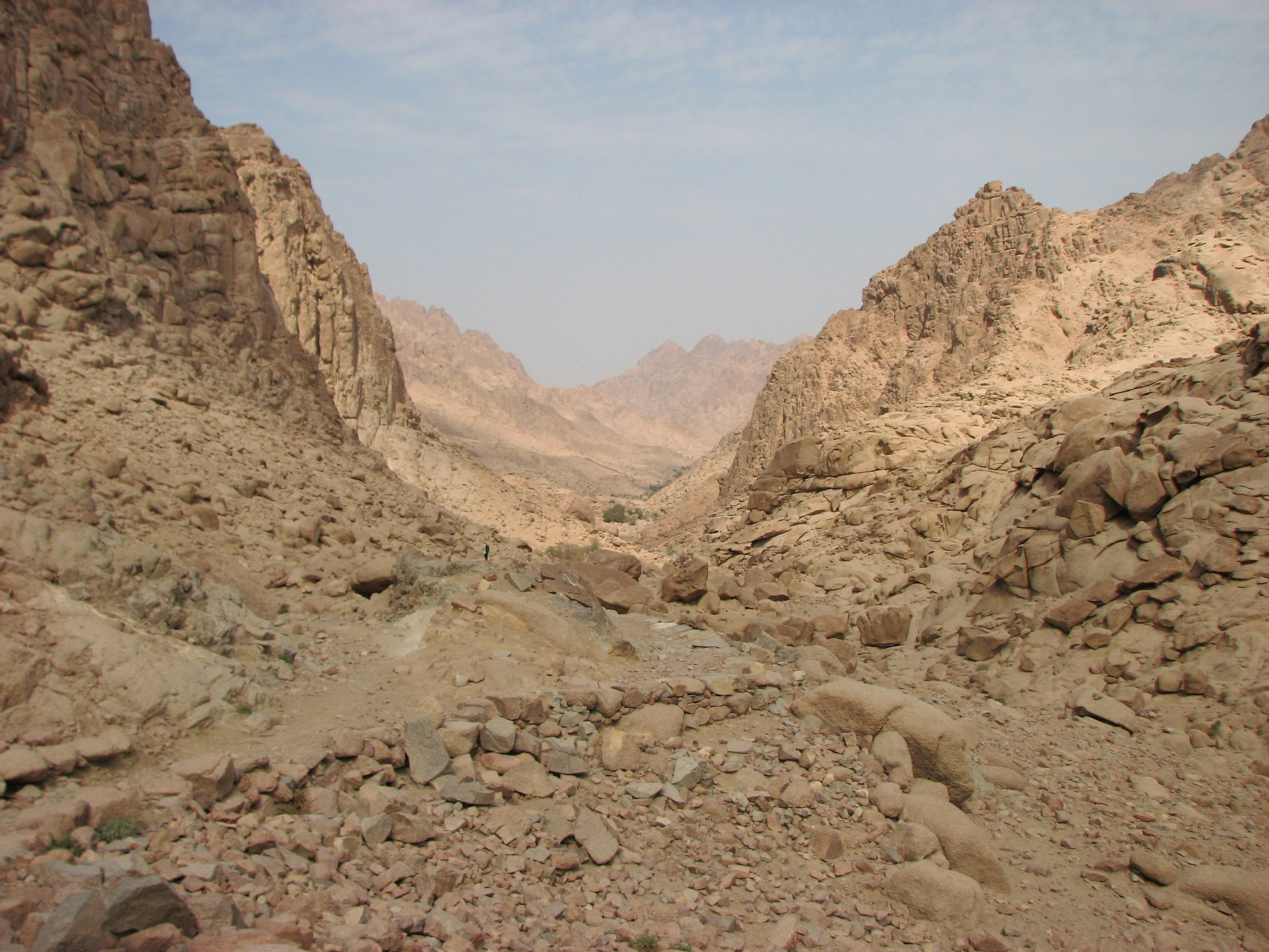 Valley of Saint John of the Ladder
