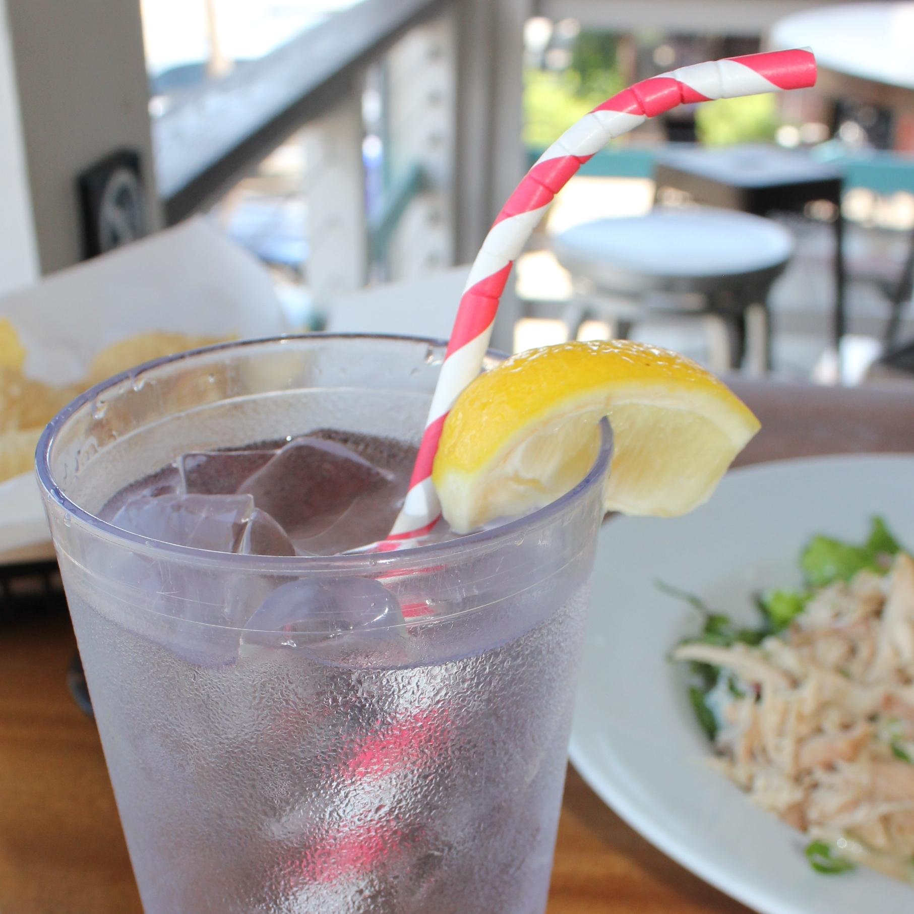 """7.75"""" Striped Eco-Flex® Jumbo Straw"""