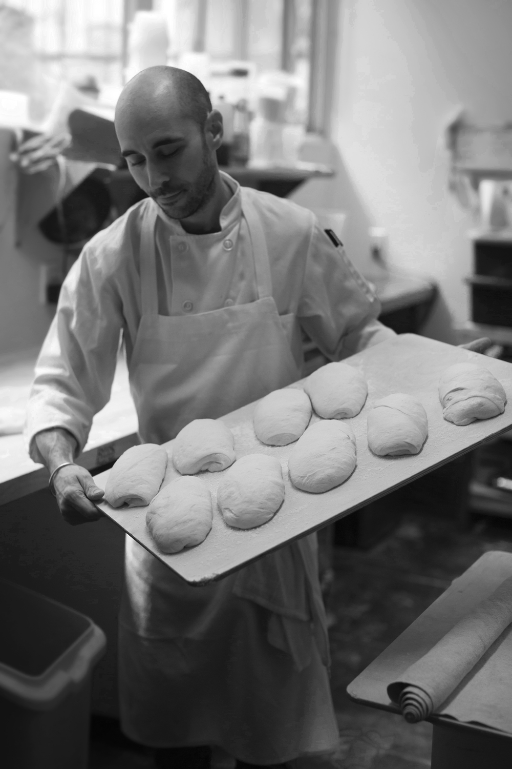 Peter Endriss, Co-Owner + Head Baker  Source: Runner & Stone